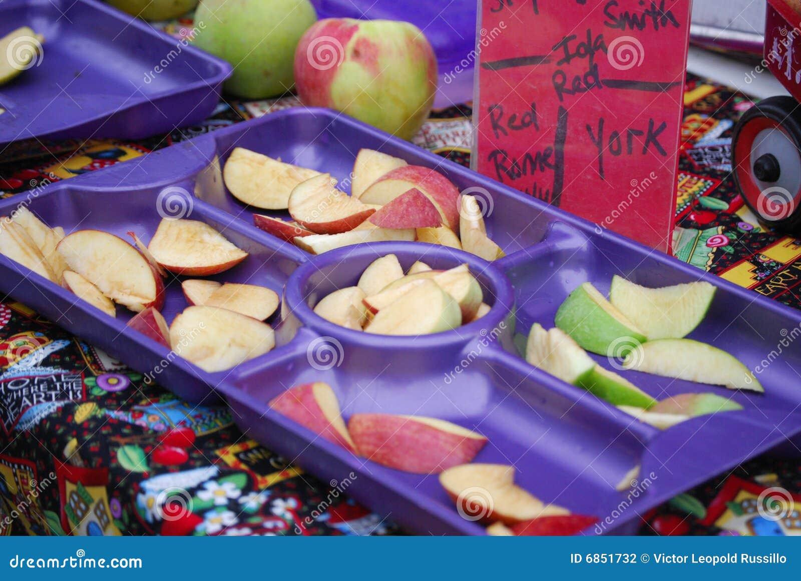 образцы рынка яблока
