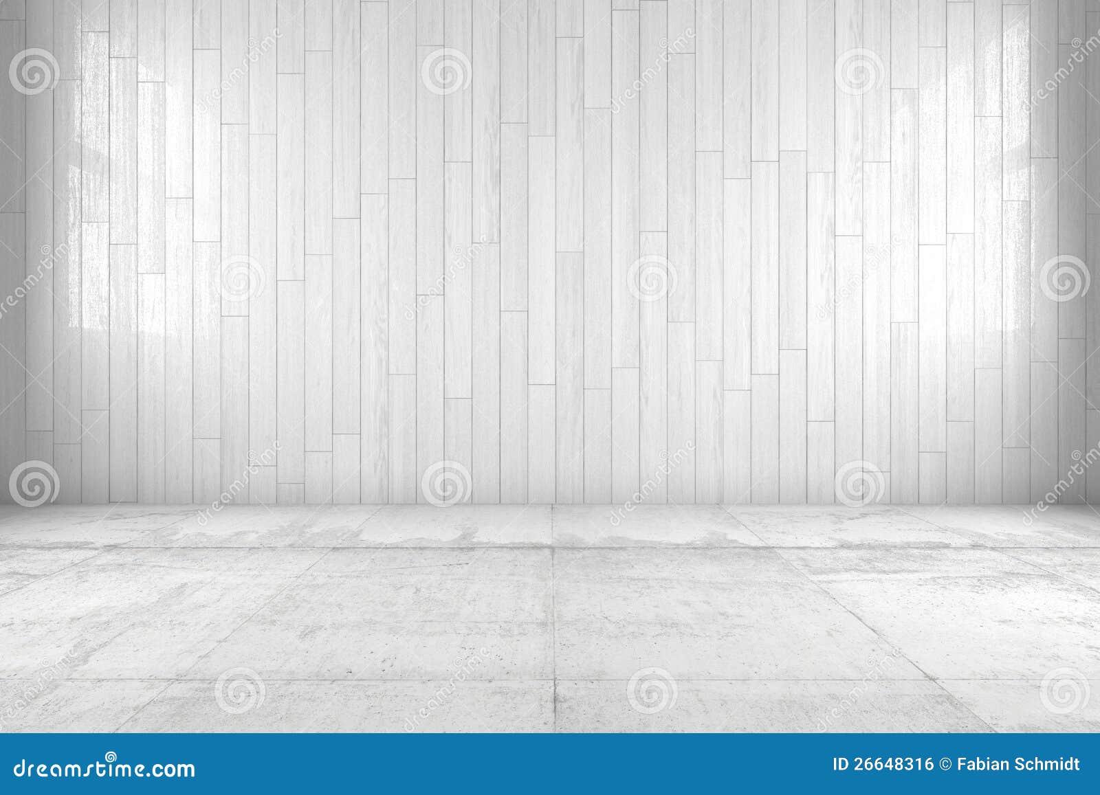 Обратный белой комнаты