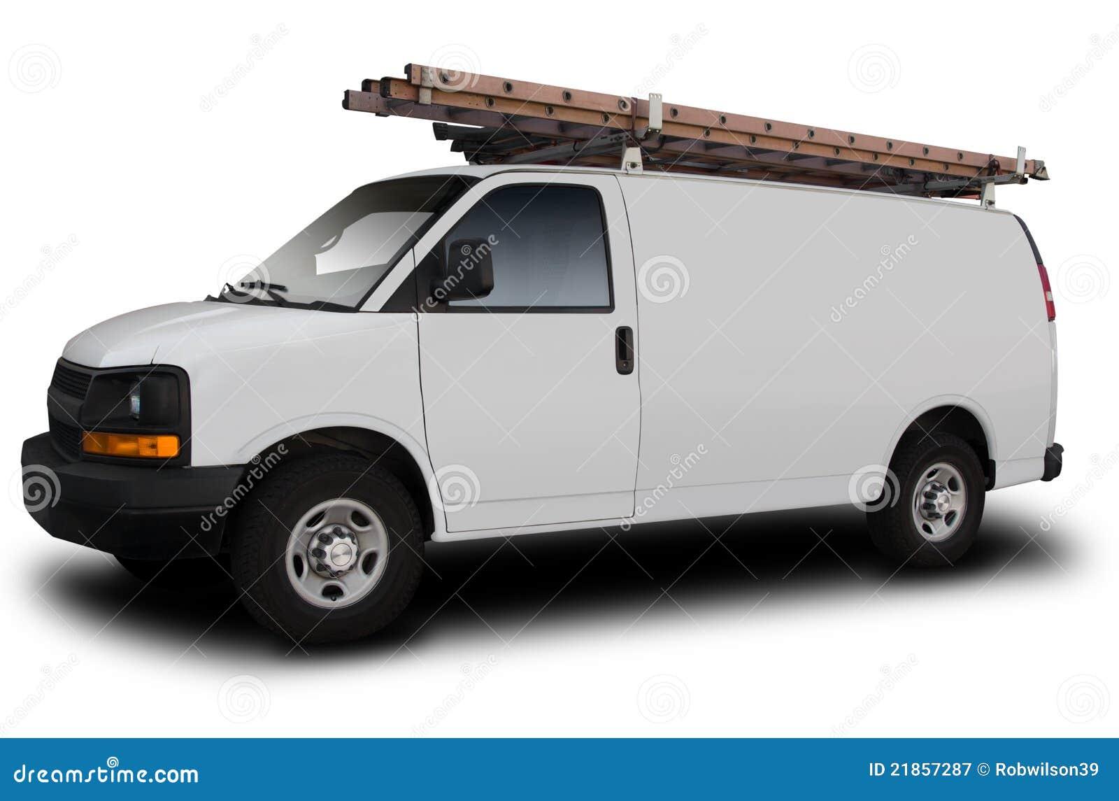 обслуживайте фургон