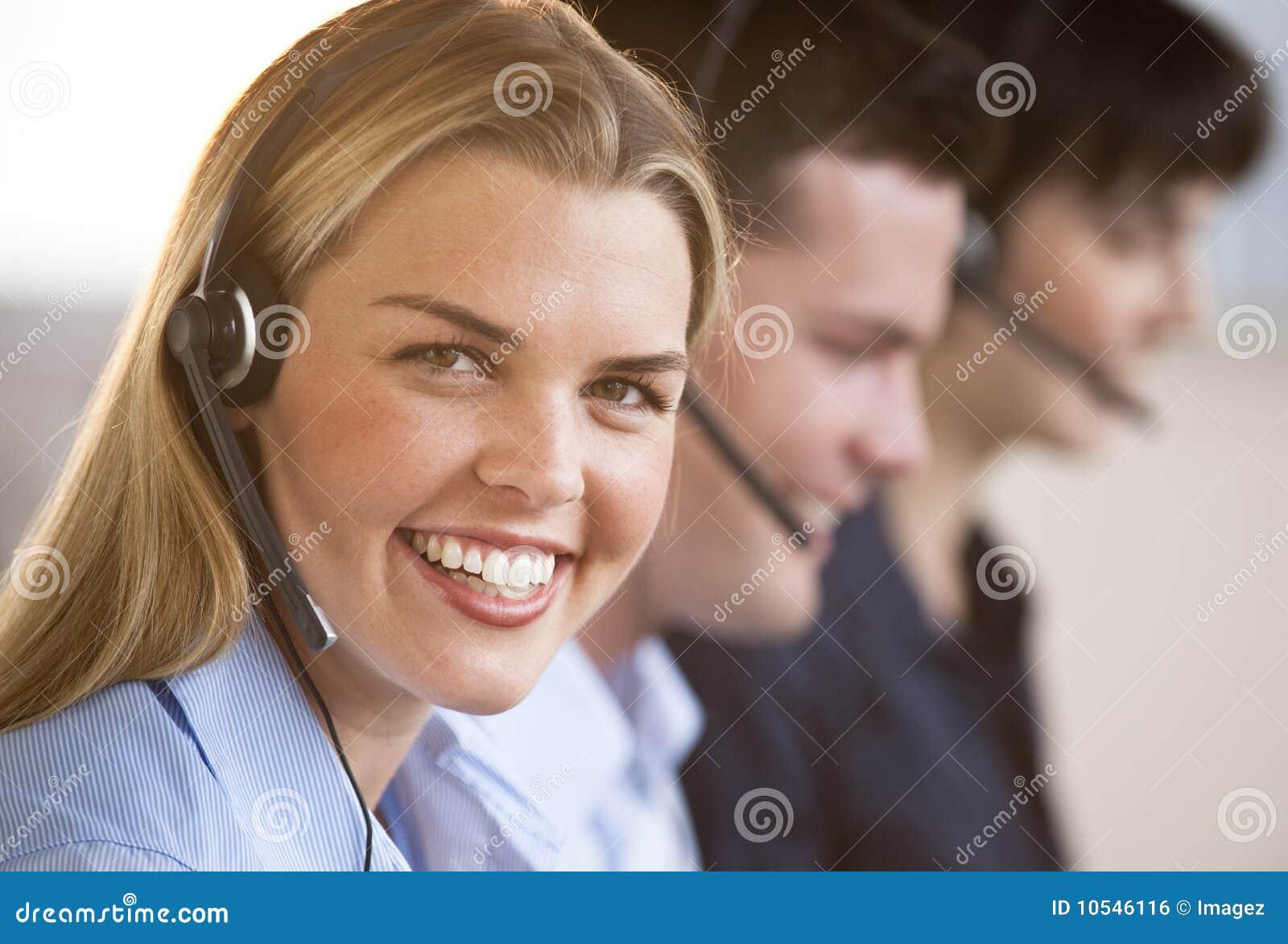 обслуживание reps клиента счастливое