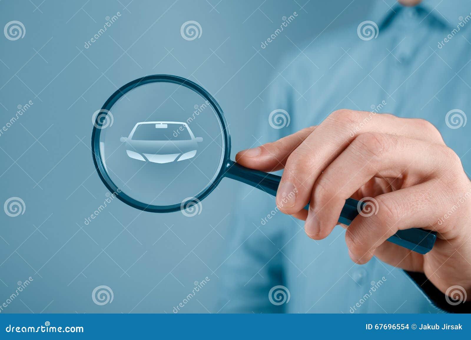 Обслуживания автомобиля
