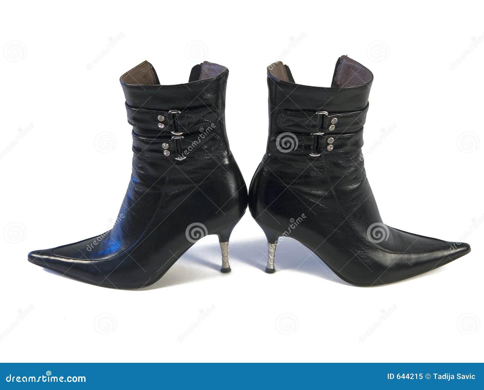 Download обувает женщину стоковое изображение. изображение насчитывающей обувь - 644215