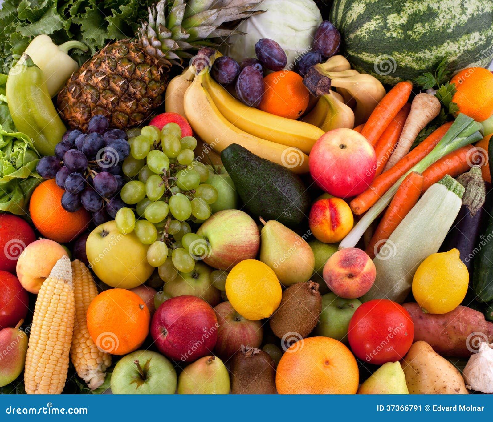 Овощи и плодоовощи