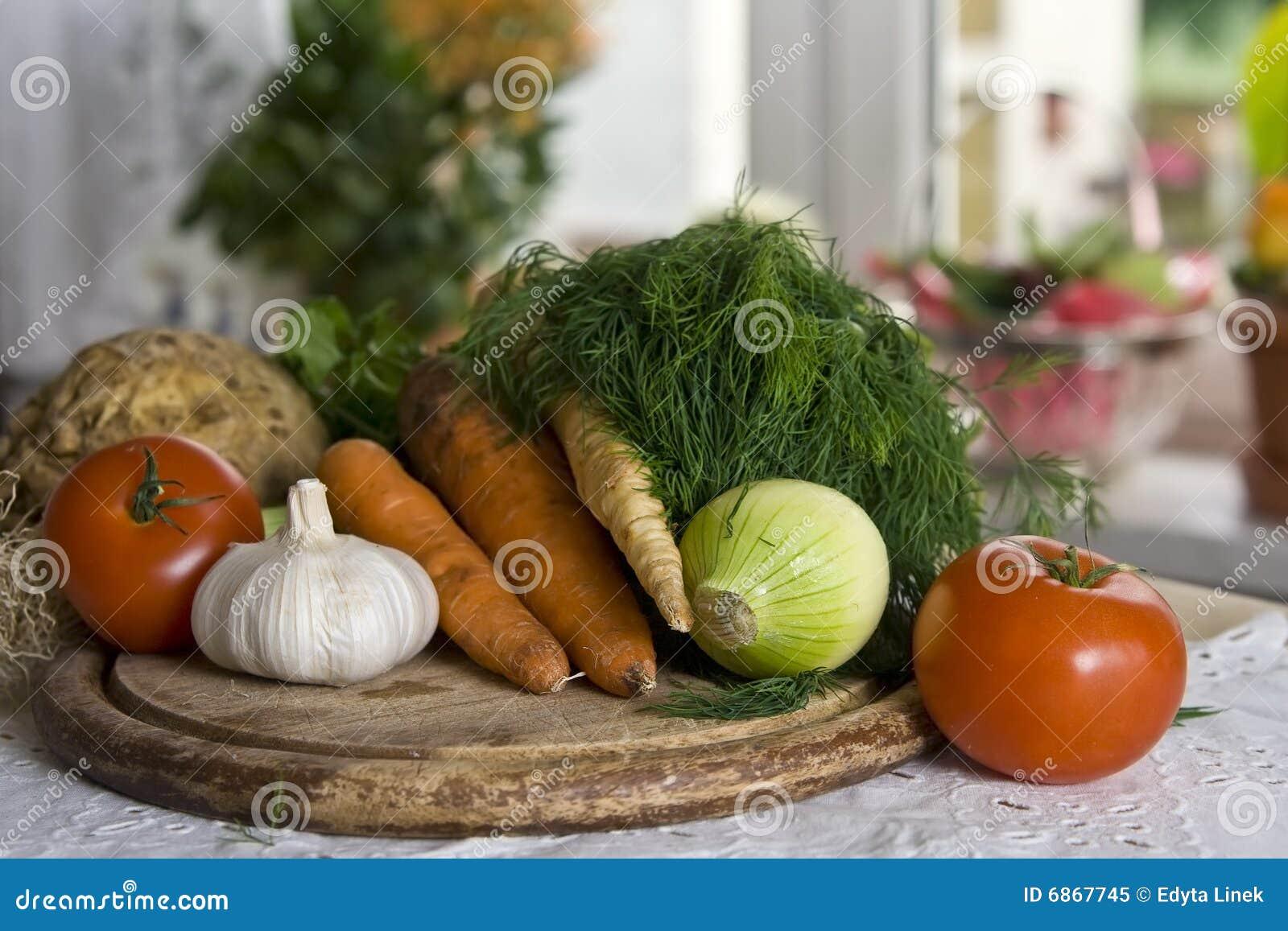овощи кухни