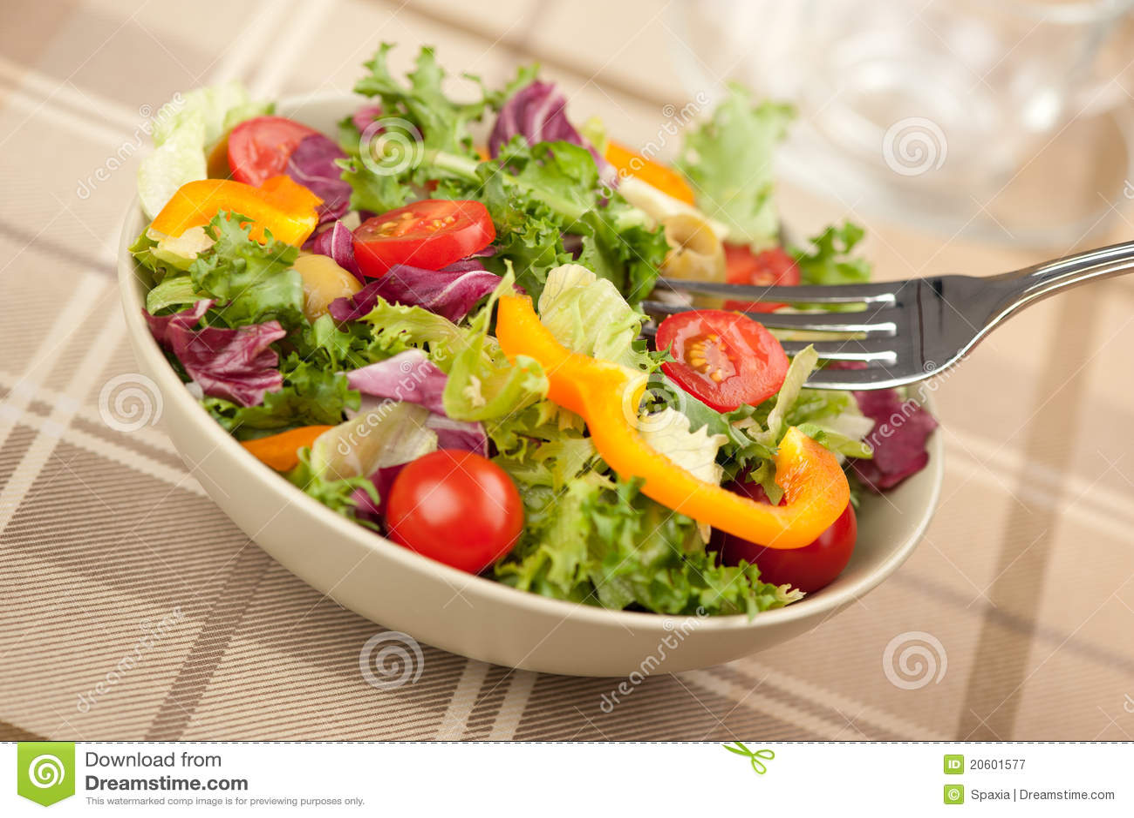 овощи салата