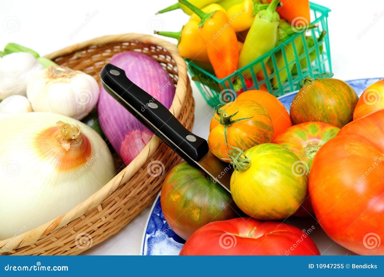 овощи томатов