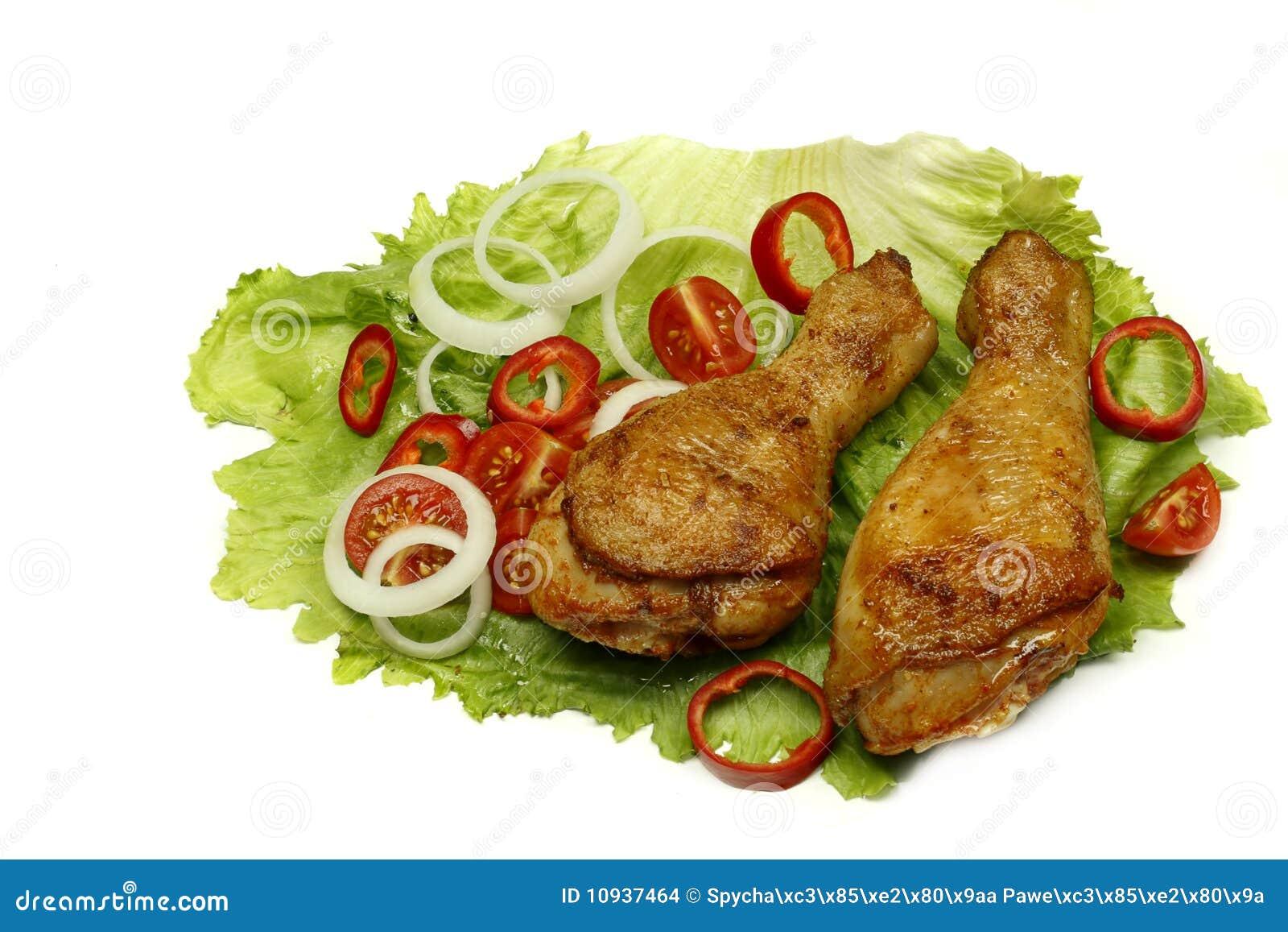 овощ ноги цыпленка