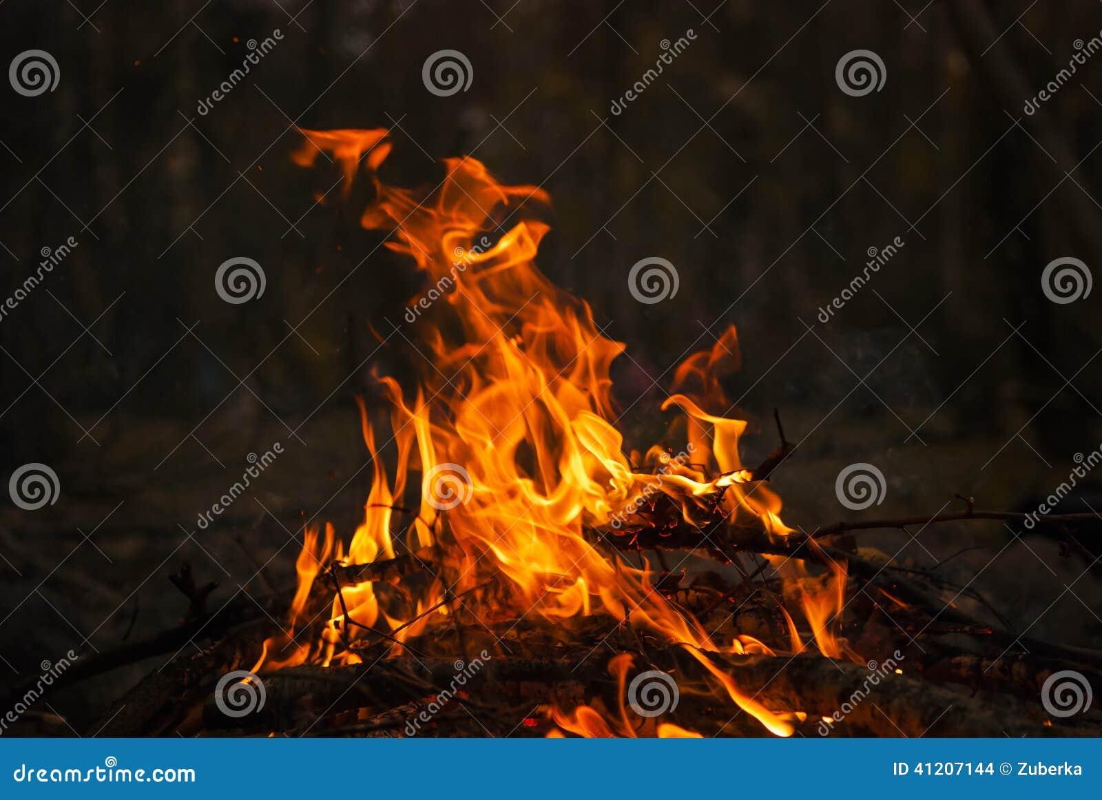 Огонь внешние 3
