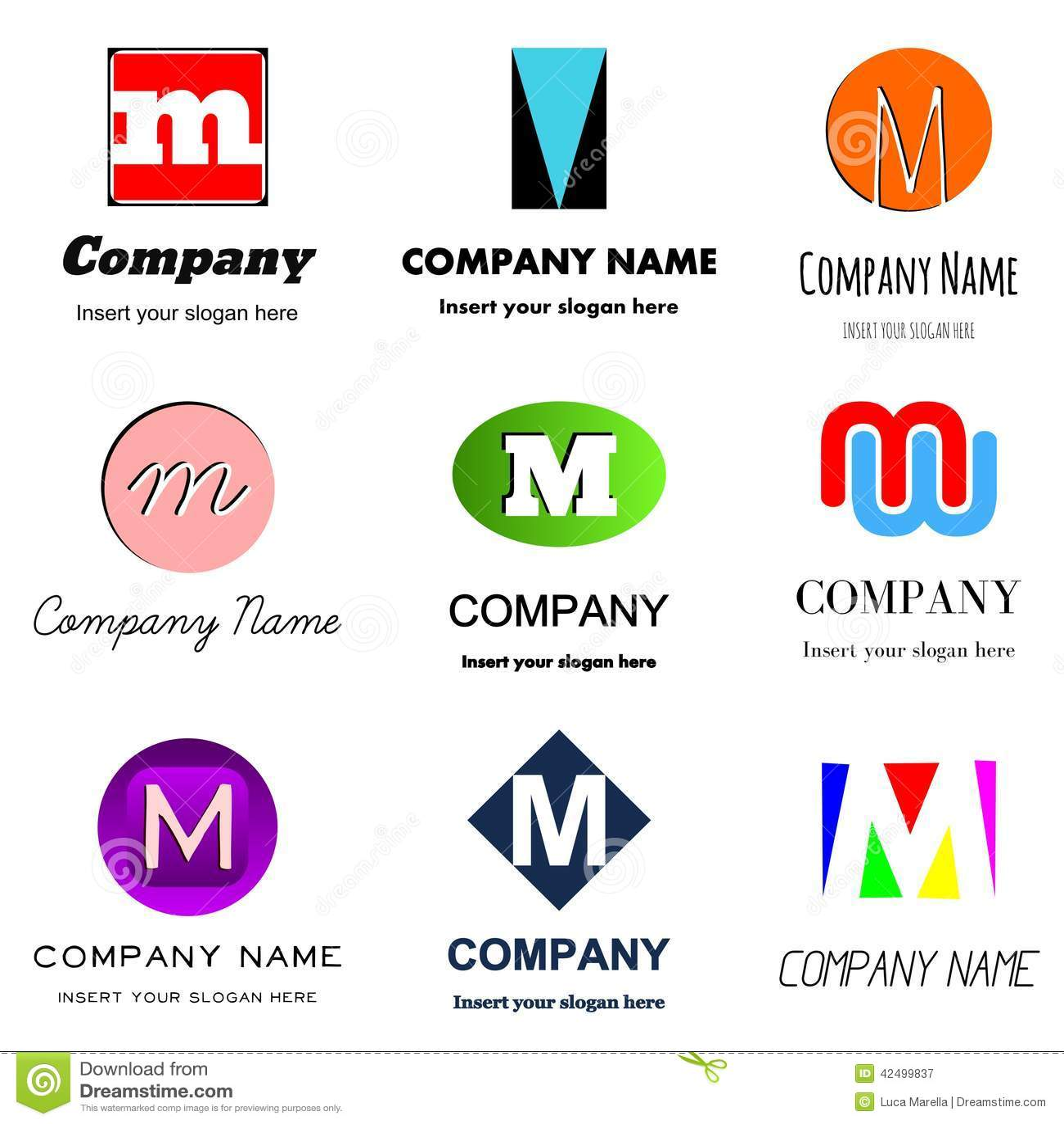 логос m письма