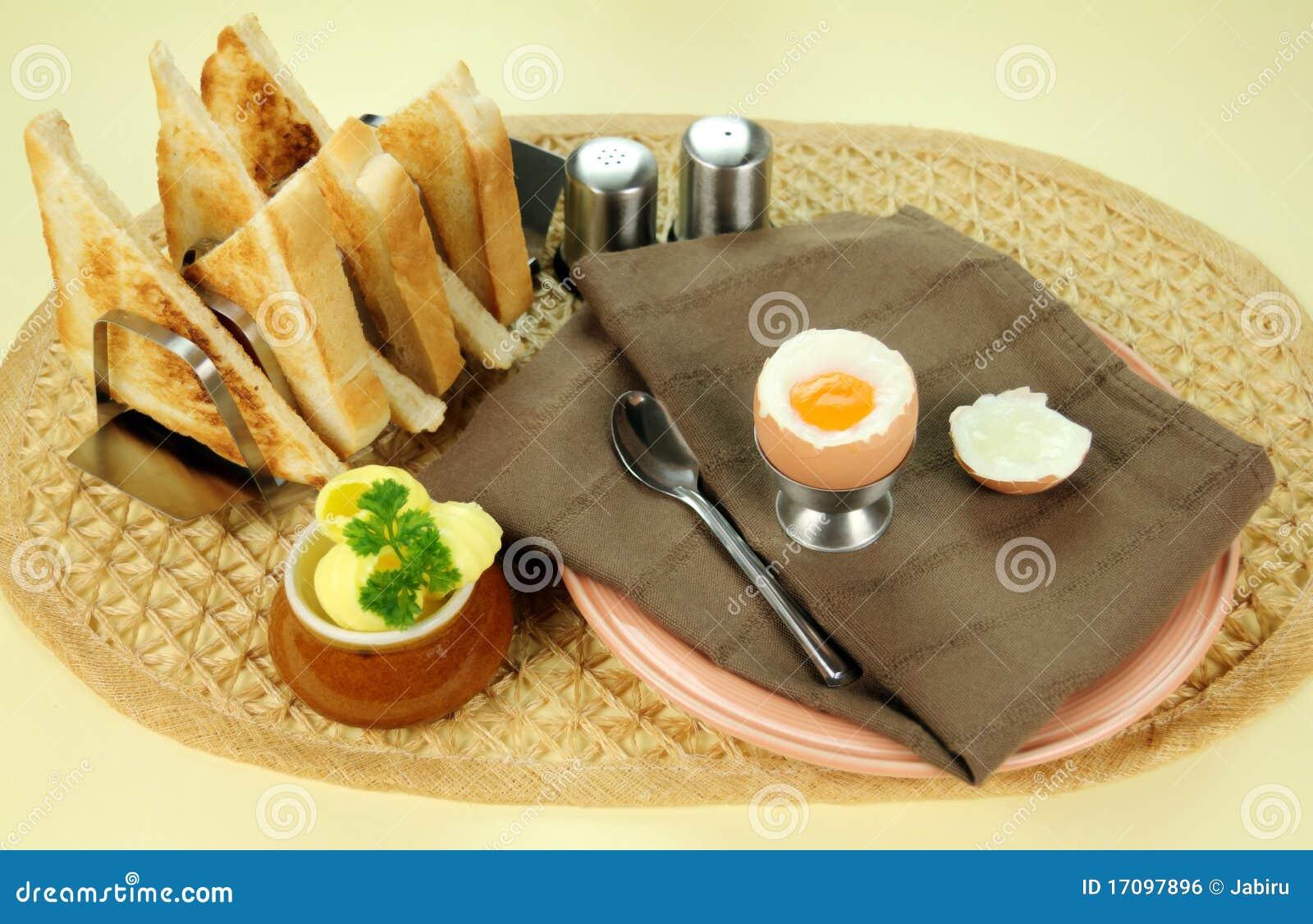 ое яичко завтрака