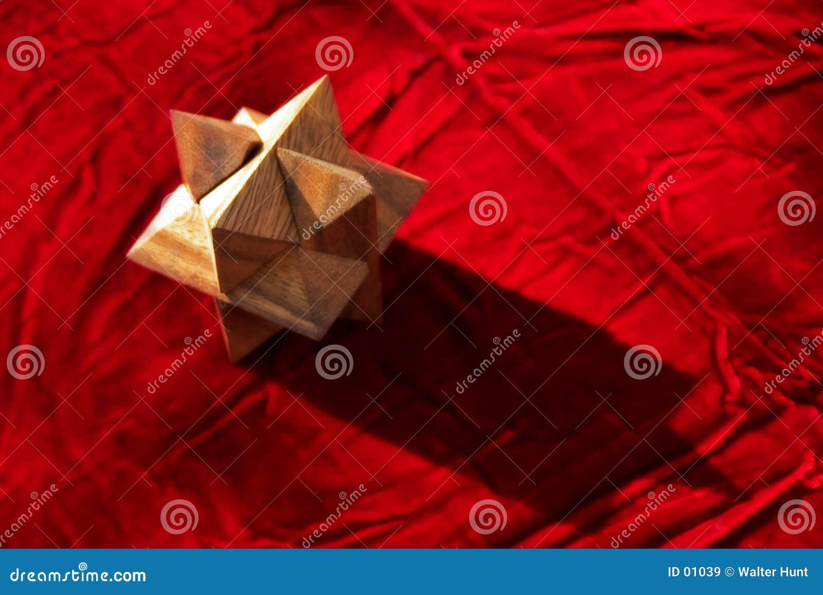 озадачивая красный цвет