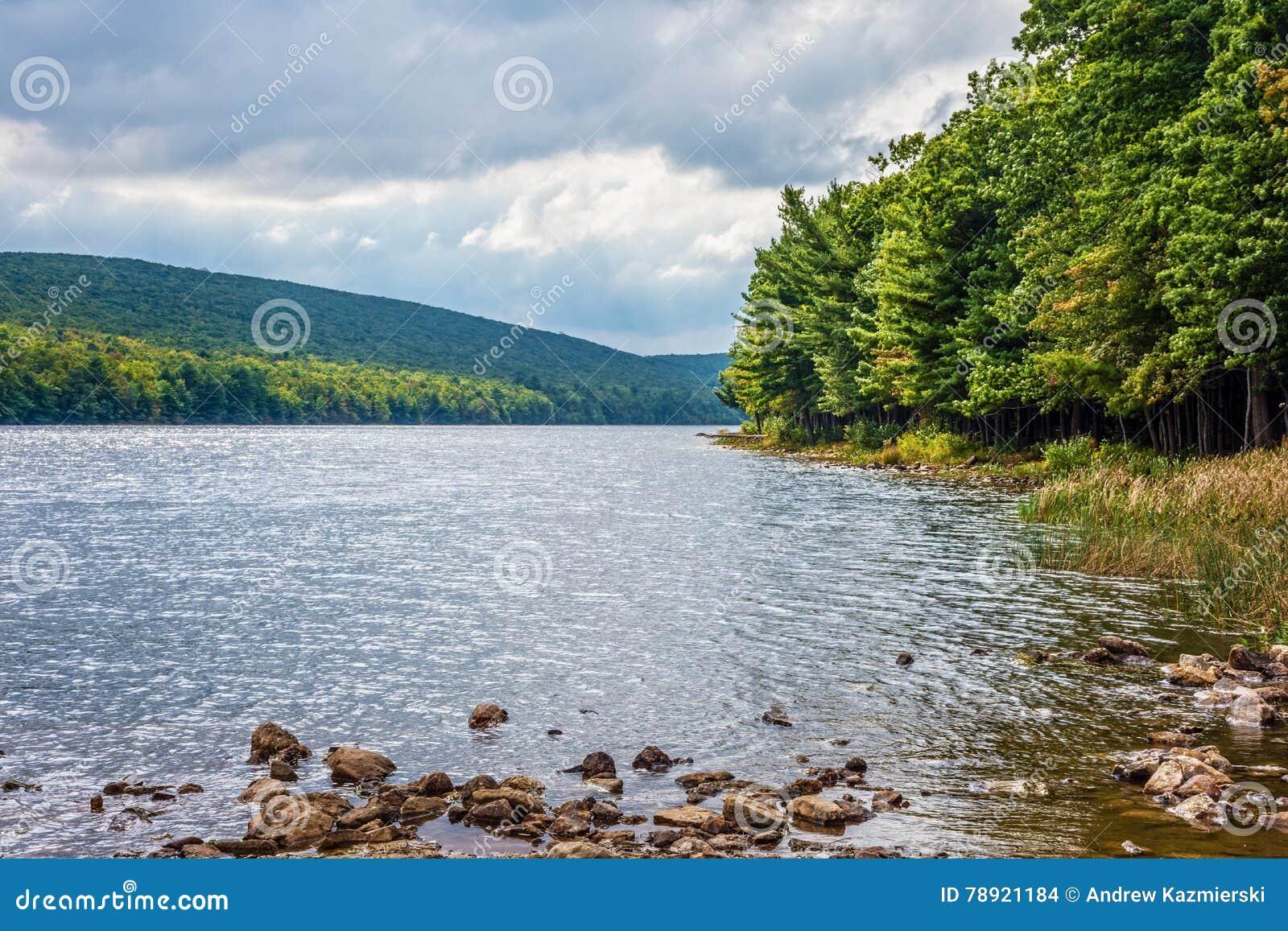 Озеро ломт Mauch