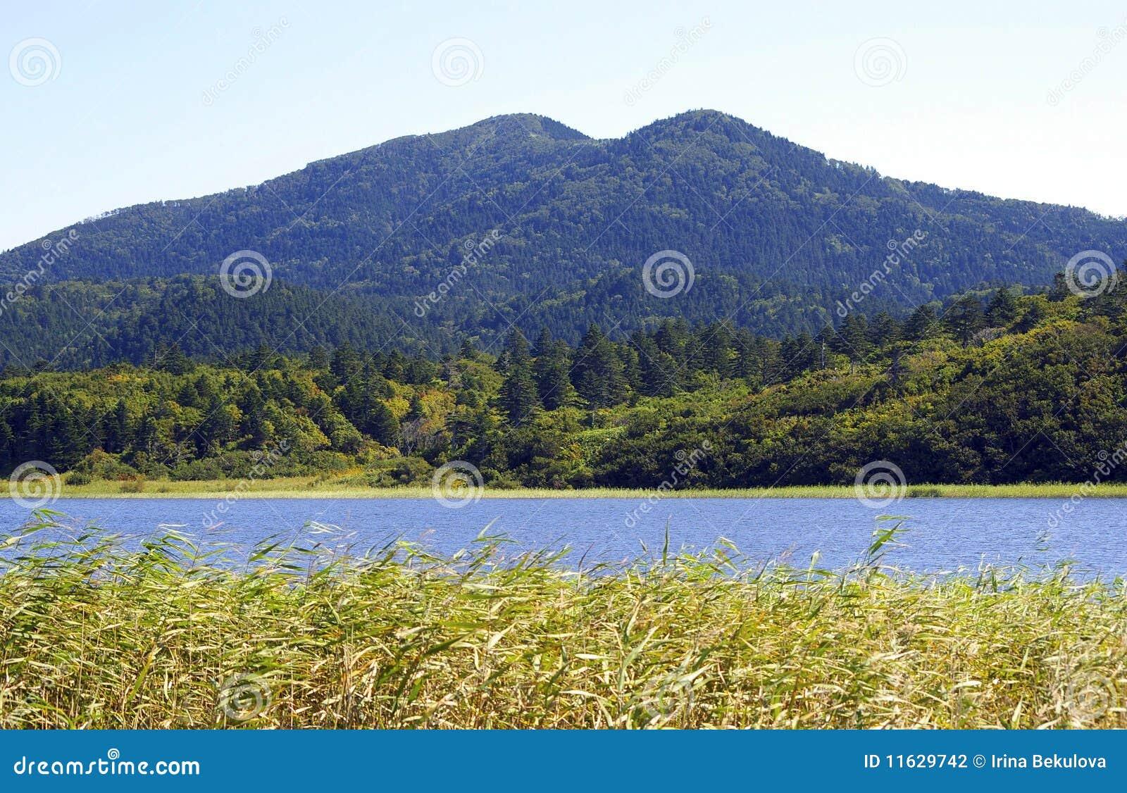 озеро aliger