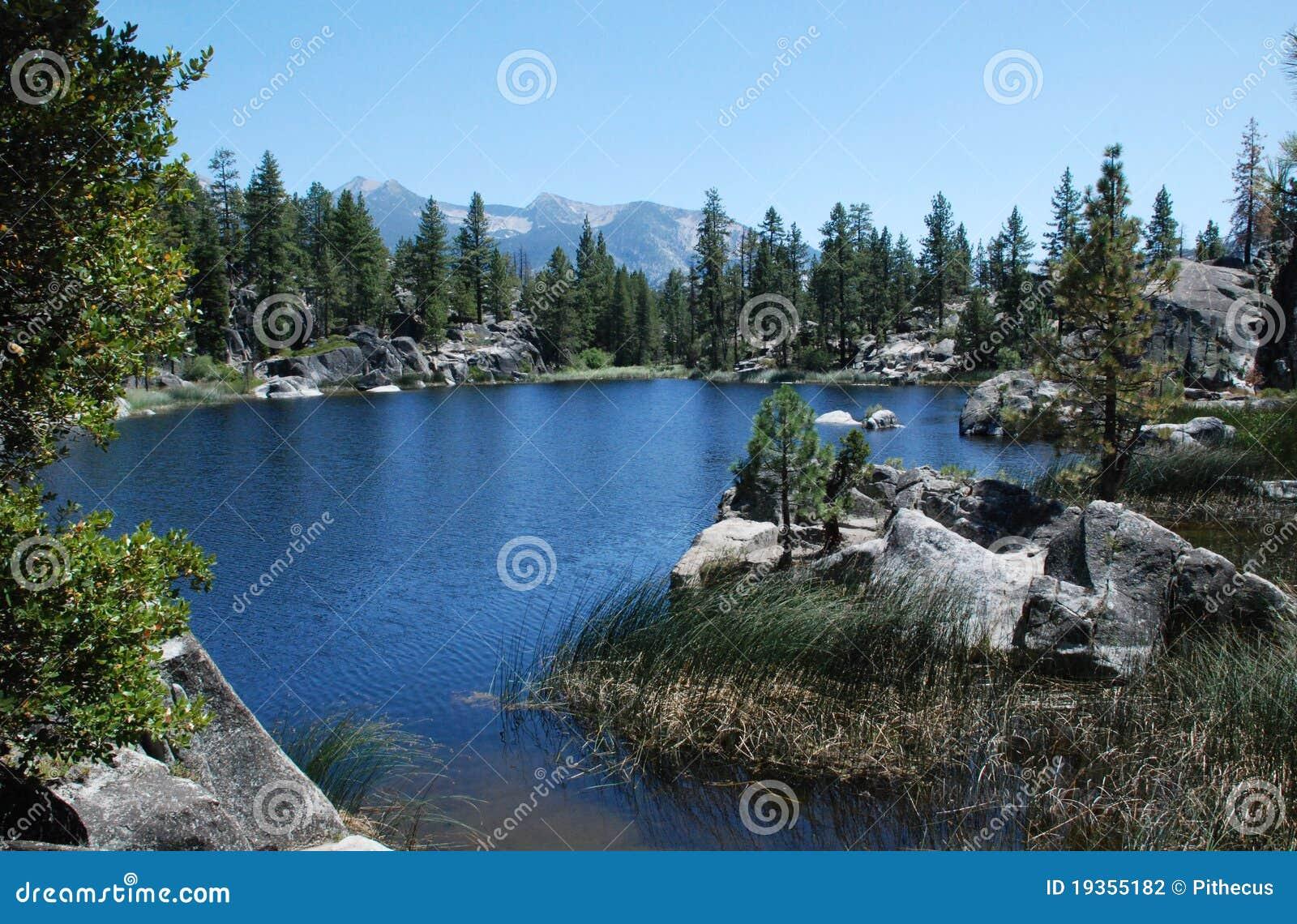 озеро doris