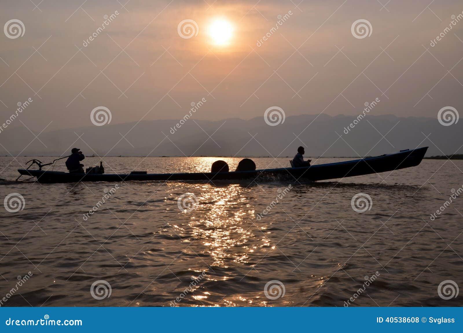 Озеро Inle