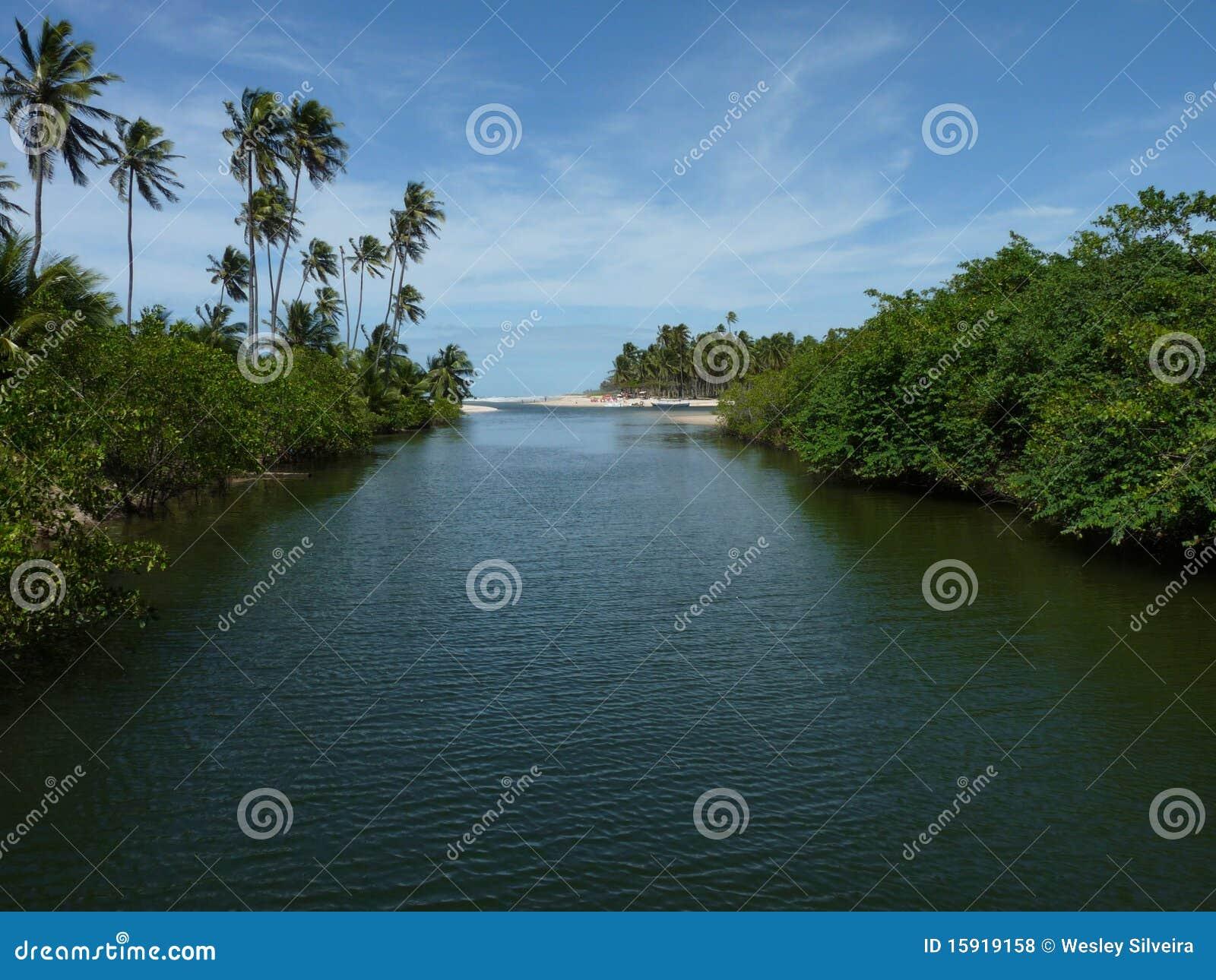 озеро jequi