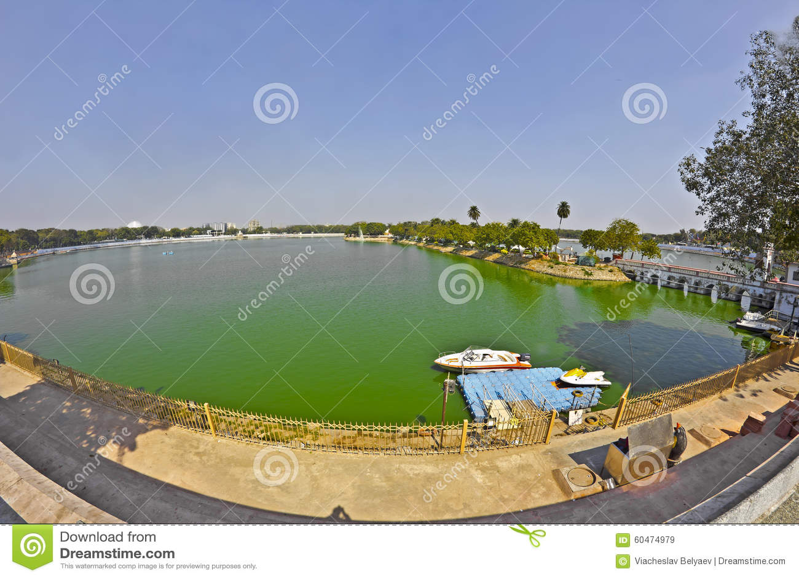 Озеро Kankariya