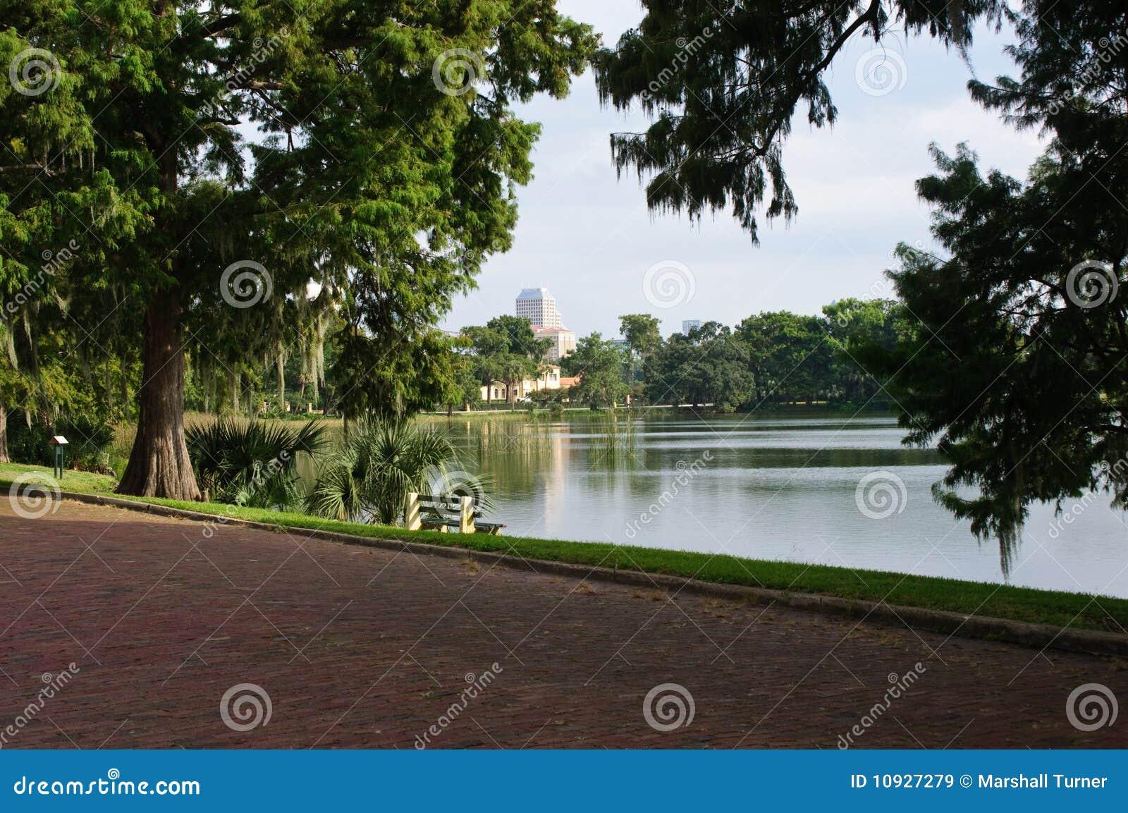 озеро orlando florida adair