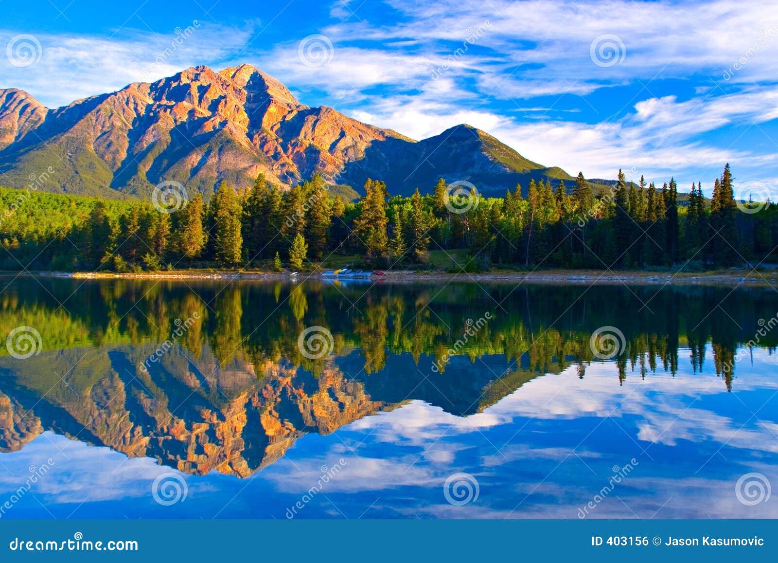 озеро patricia