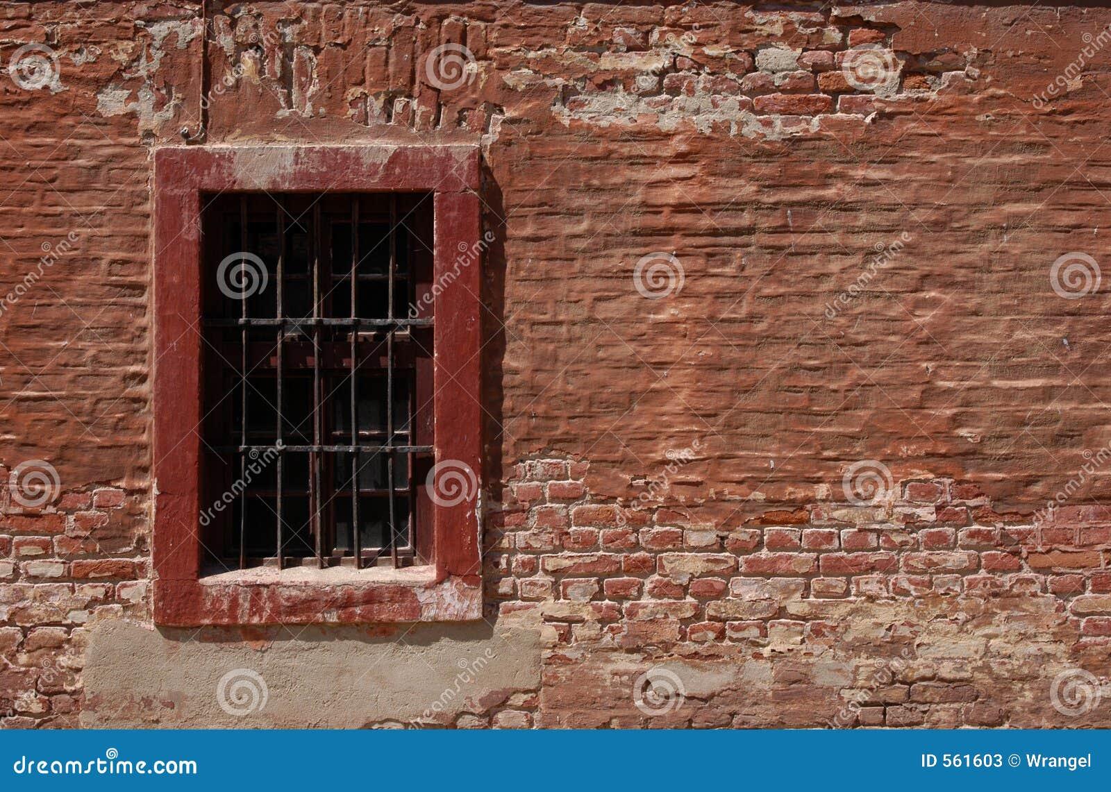 окно тюрьмы