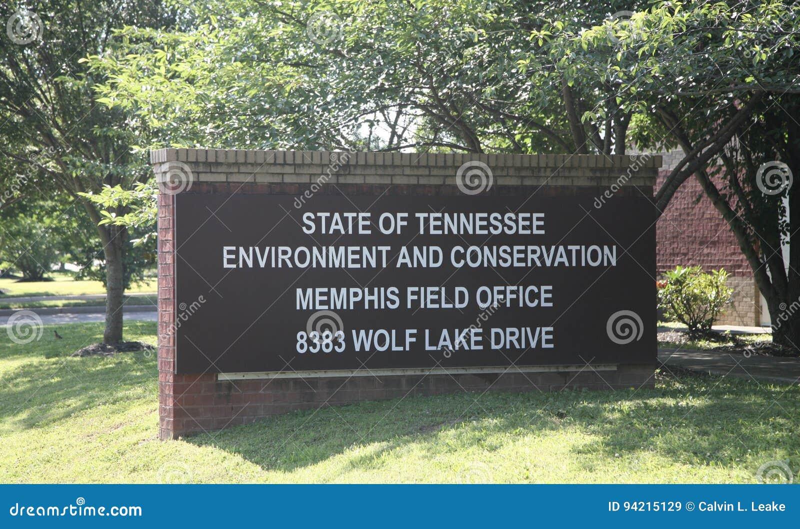 Окружающая среда Теннесси и офис консервации