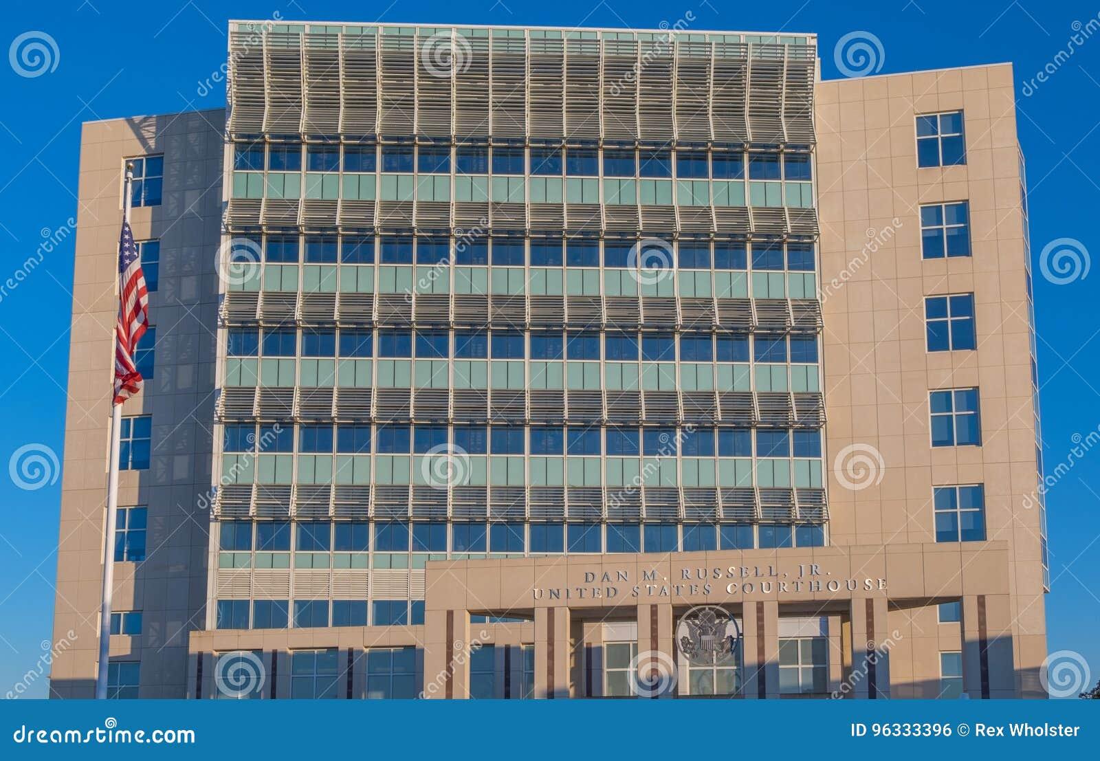 Окружной суд Соединенных Штатов в Gulfport Миссиссипи