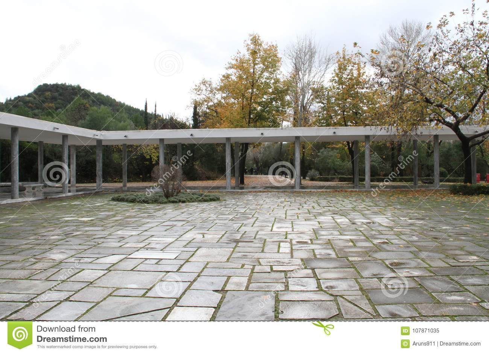 Олимпия, Греция,