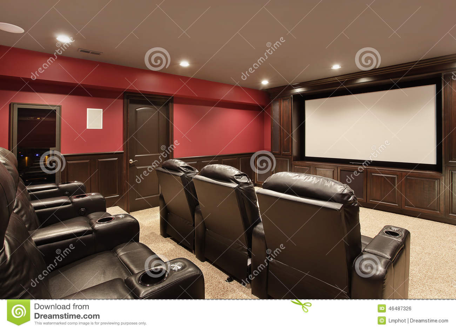 домашний роскошный театр