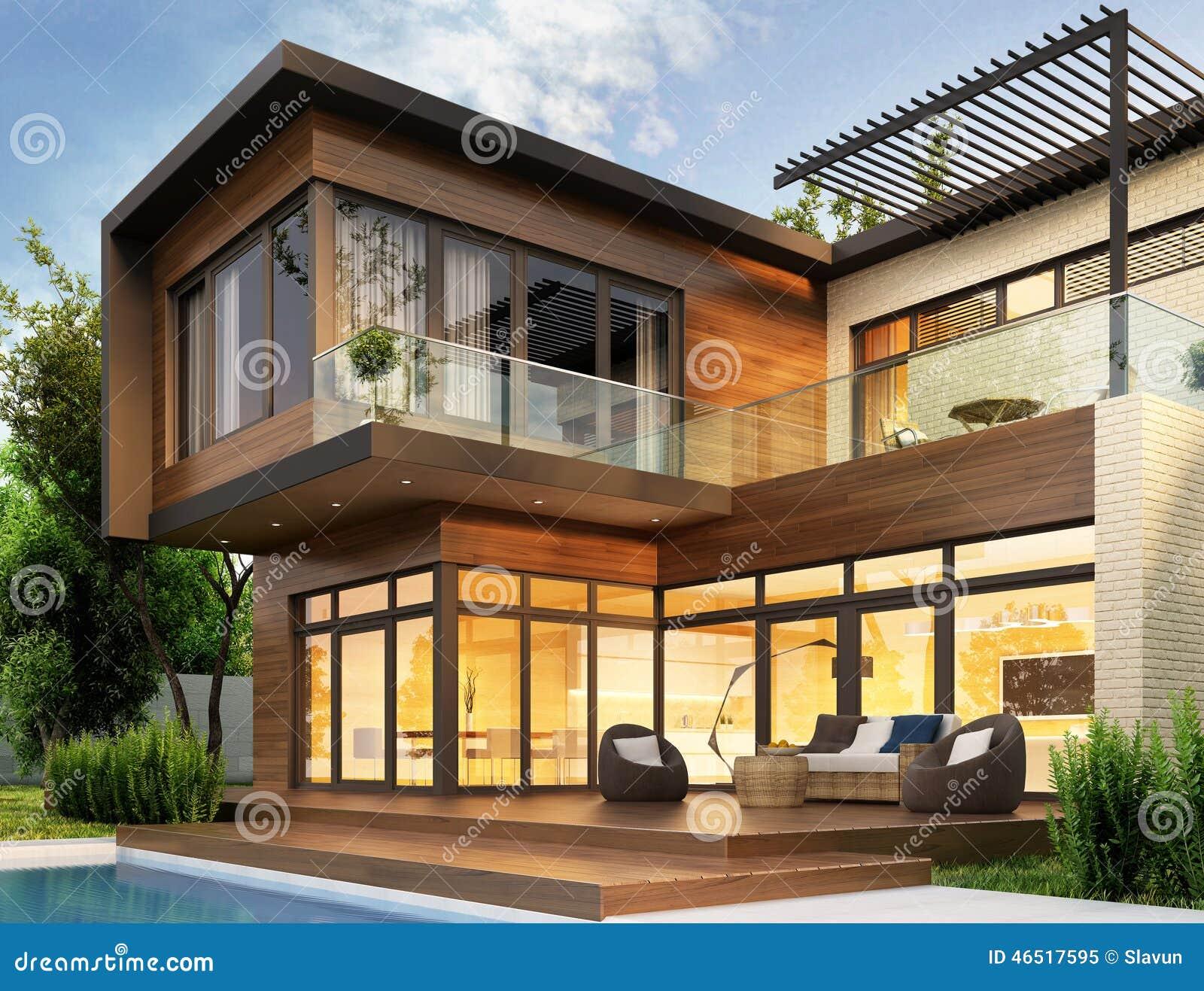 дом самомоднейшая