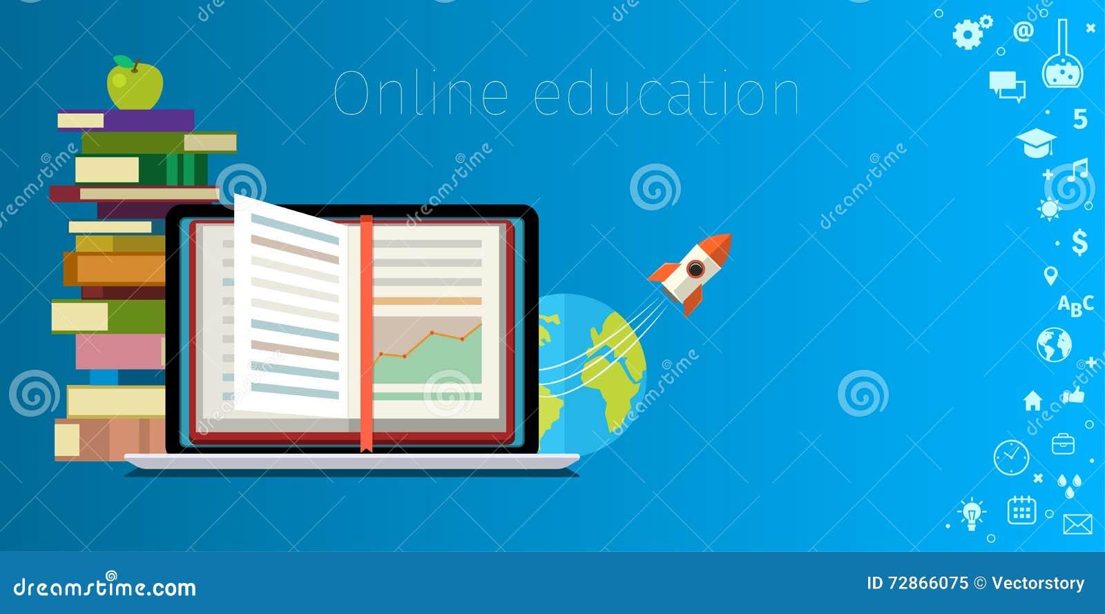 Онлайн концепция образования