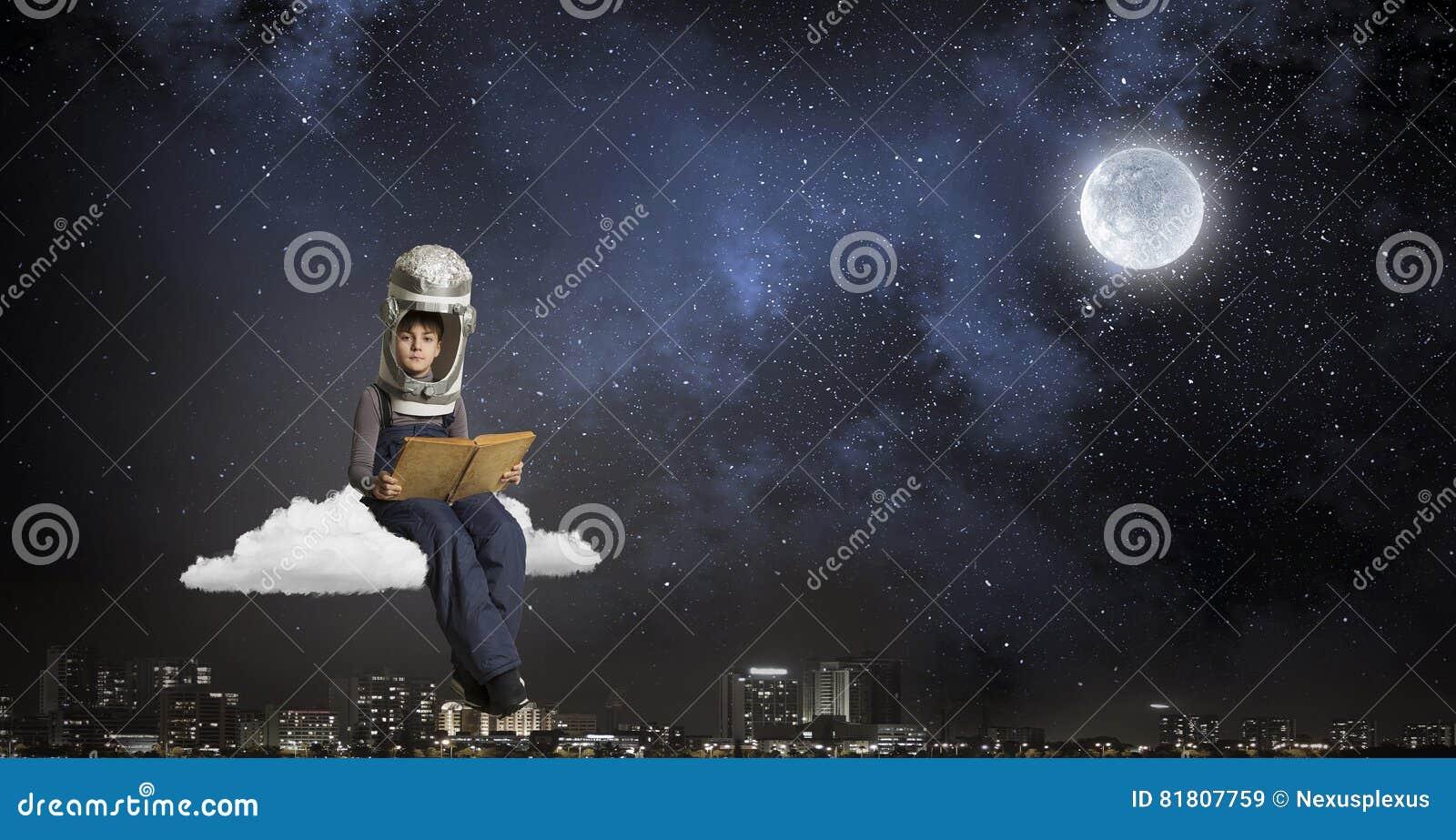 Он хочет стать астронавтом Мультимедиа