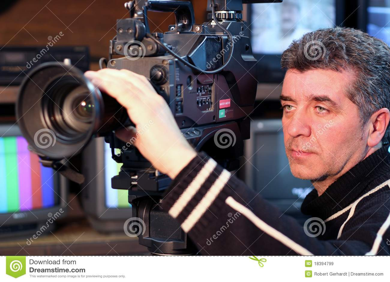 оператор камеры