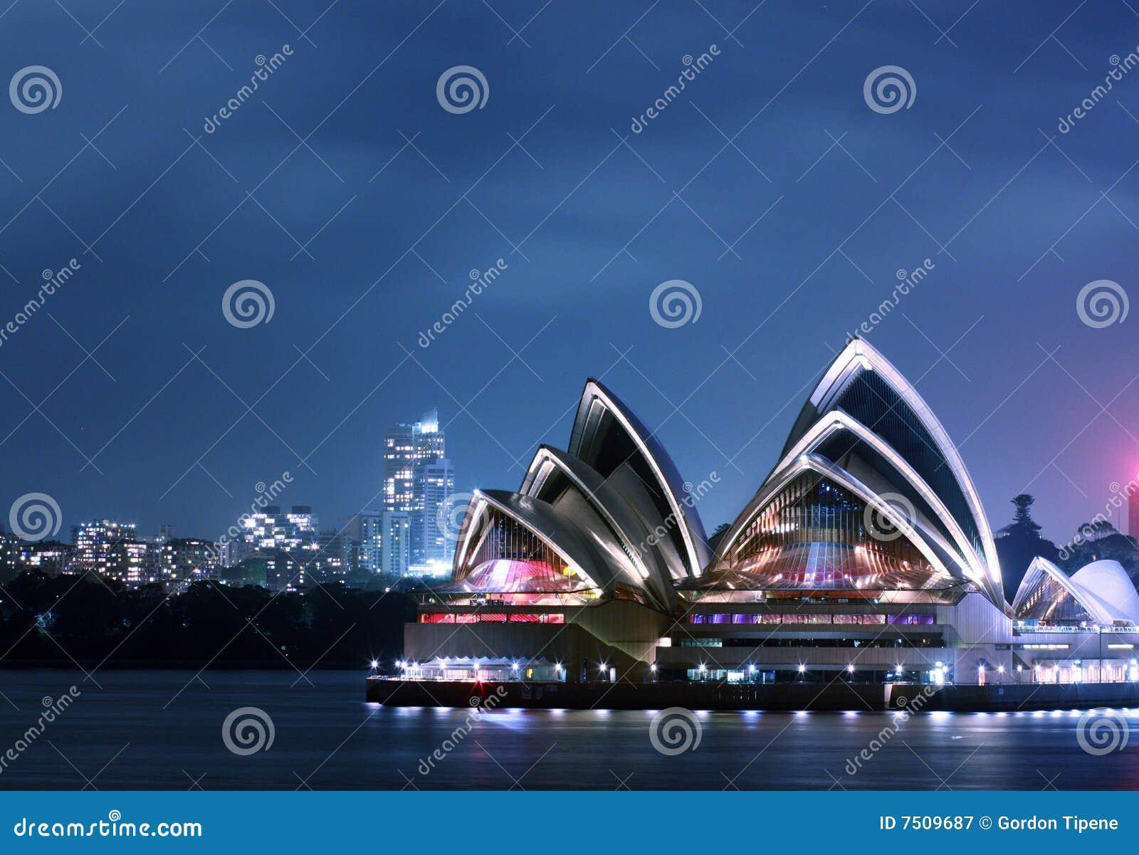 опера Сидней дома