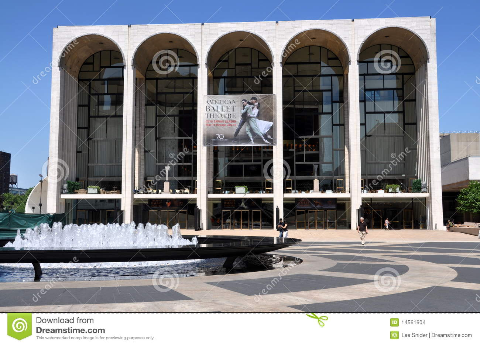 опера nyc дома столичная