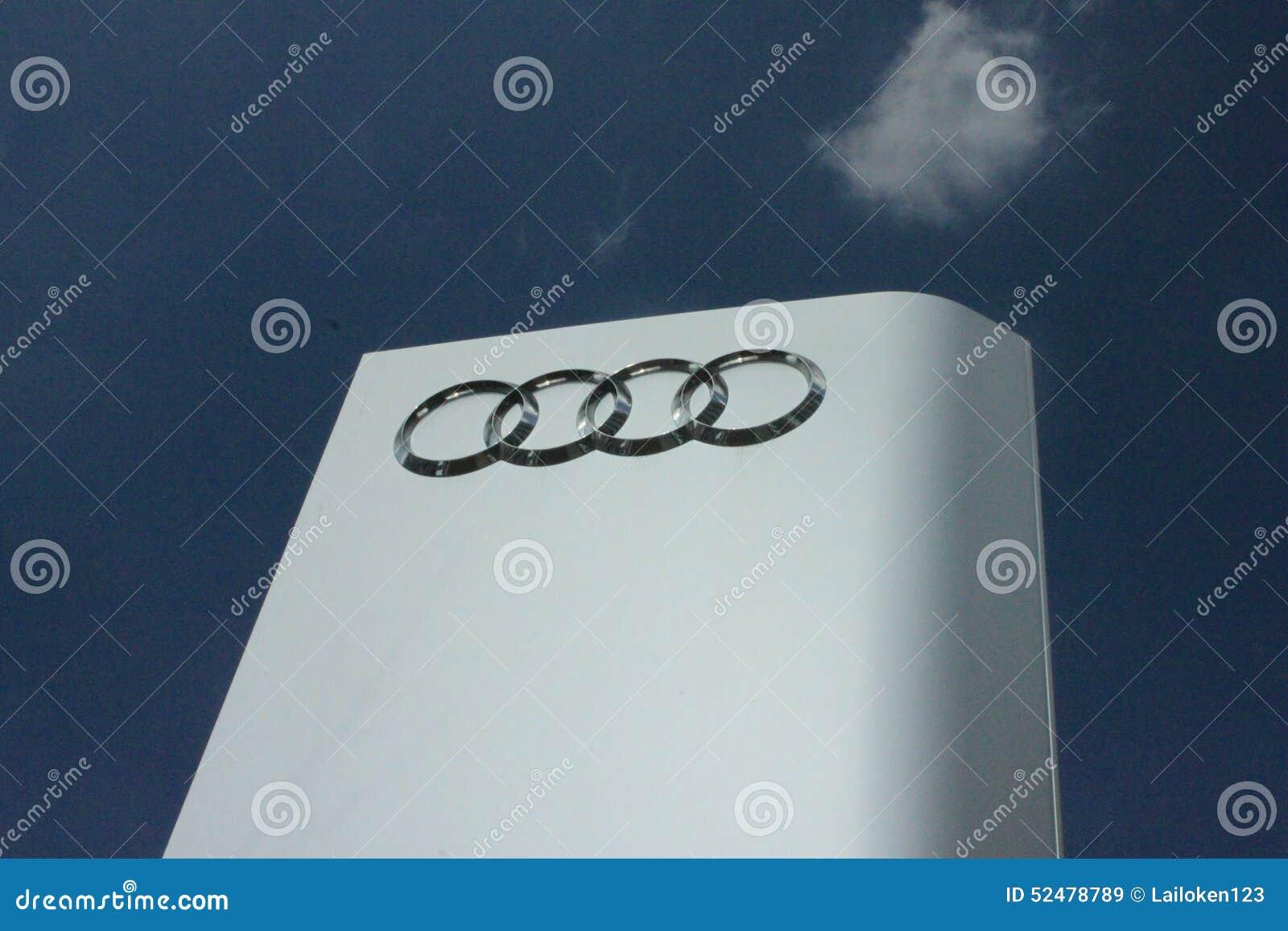 Опора Audi