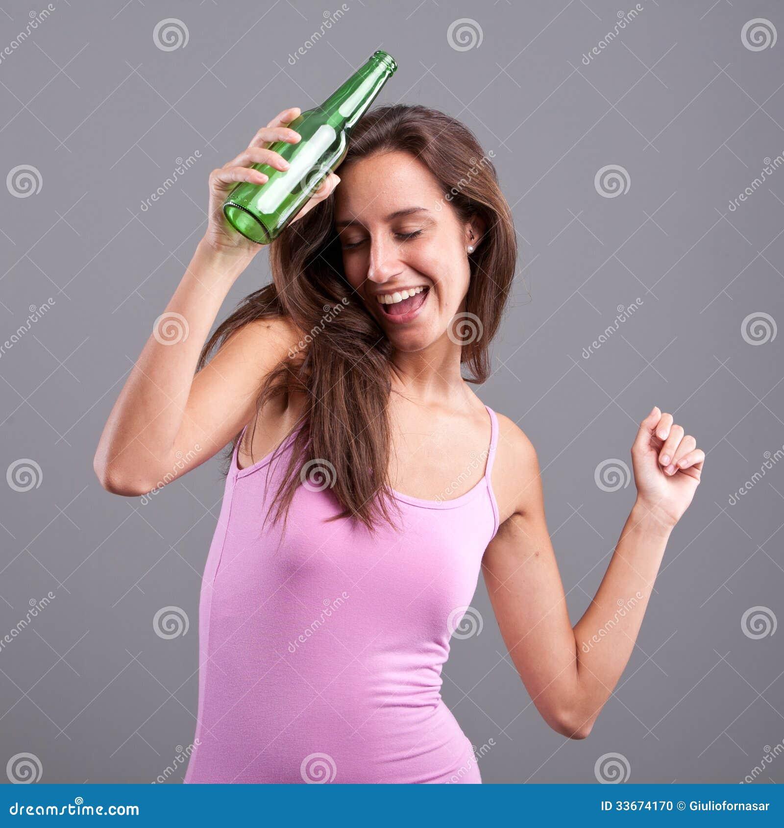 Опъяненный ее пивом