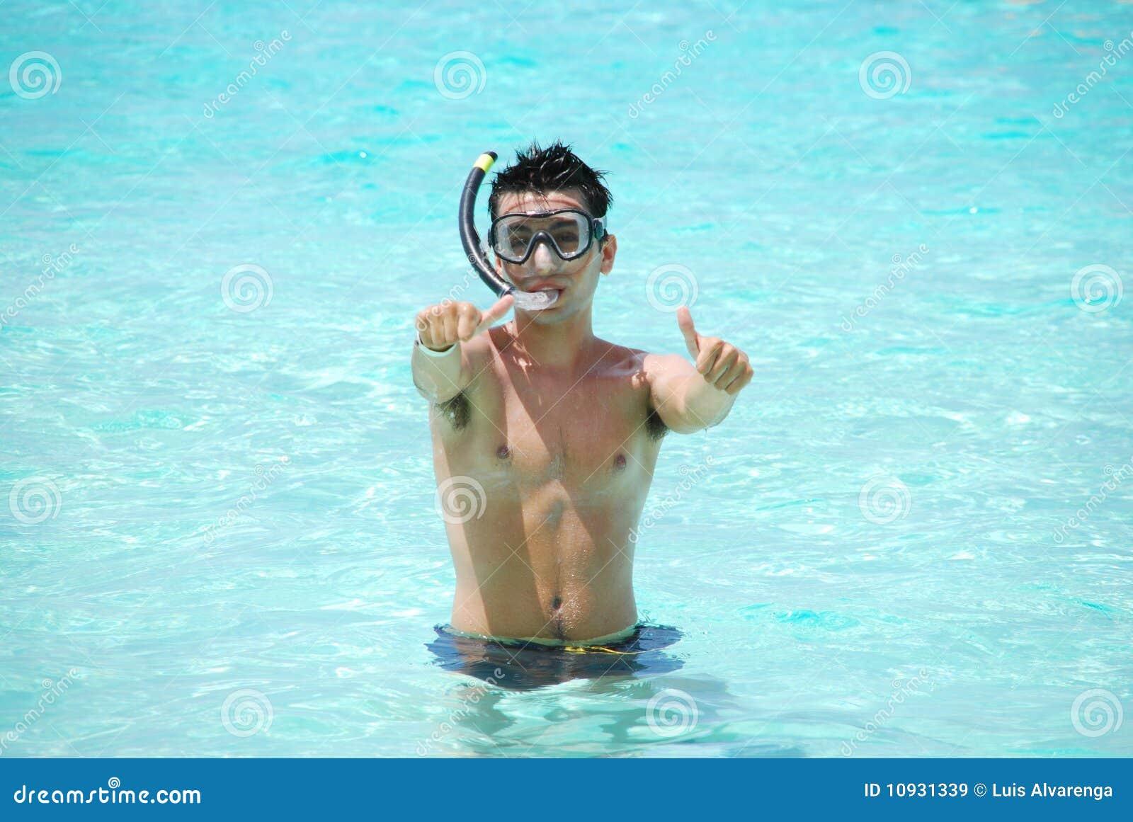 опыт snorkeling