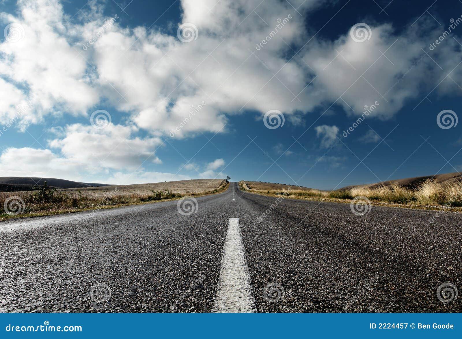 опять дорога