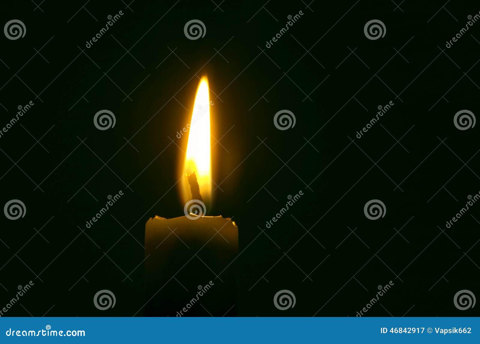 Оплачьте свечу