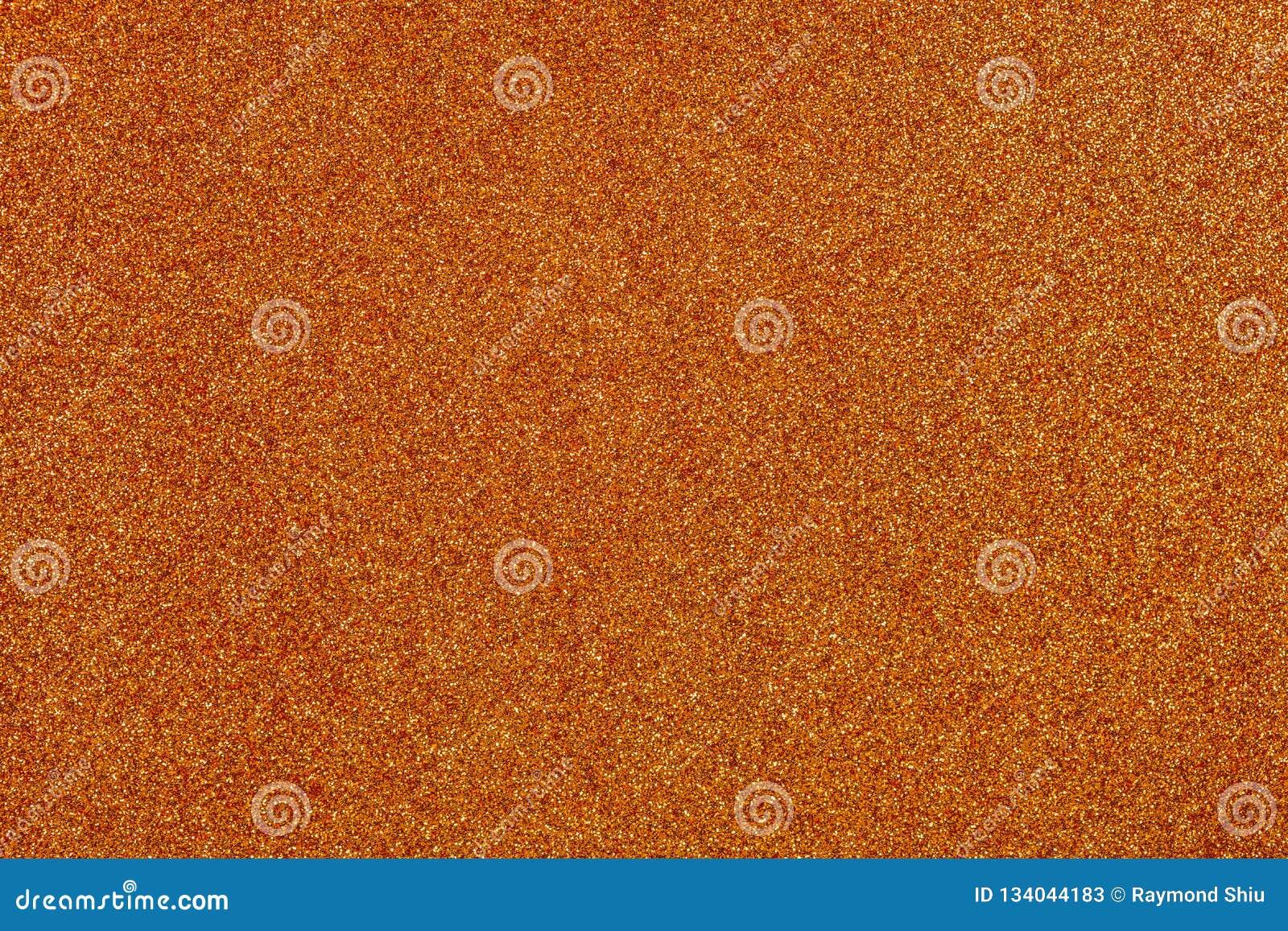 Оранжевая предпосылка яркого блеска