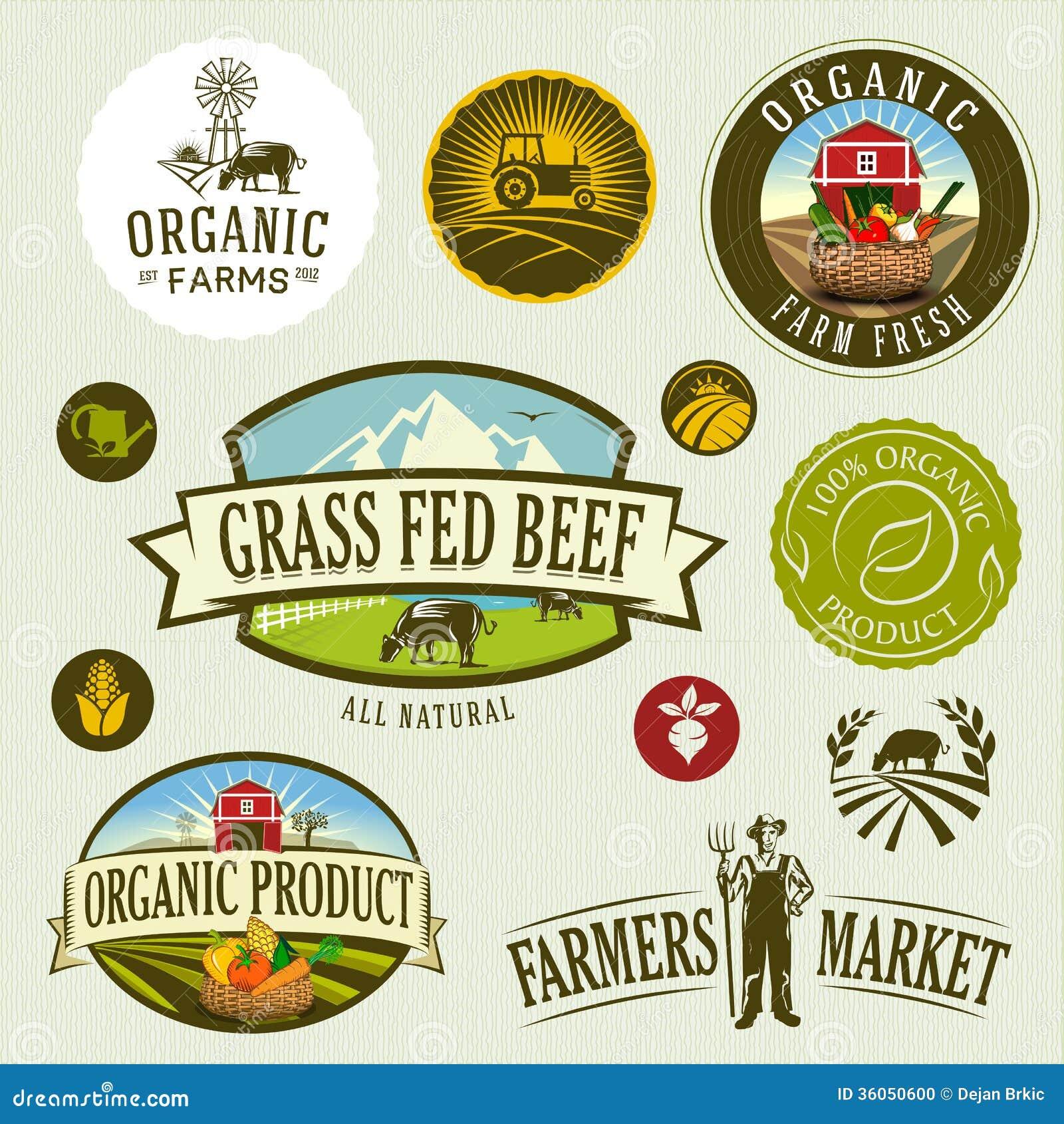 Органический & ферма
