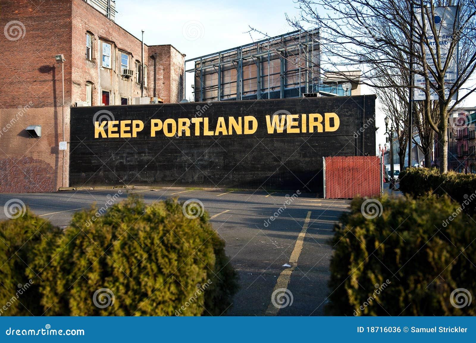 Орегон portland