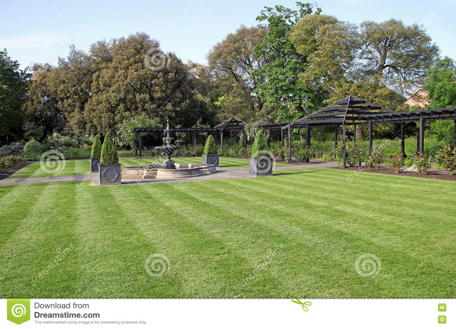 Орнаментальный сад