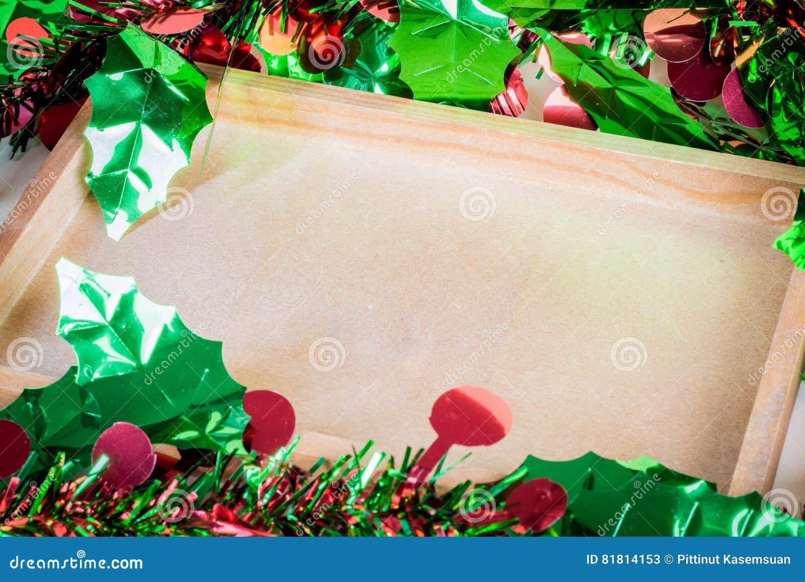 Орнамент и украшение рождества для празднуют
