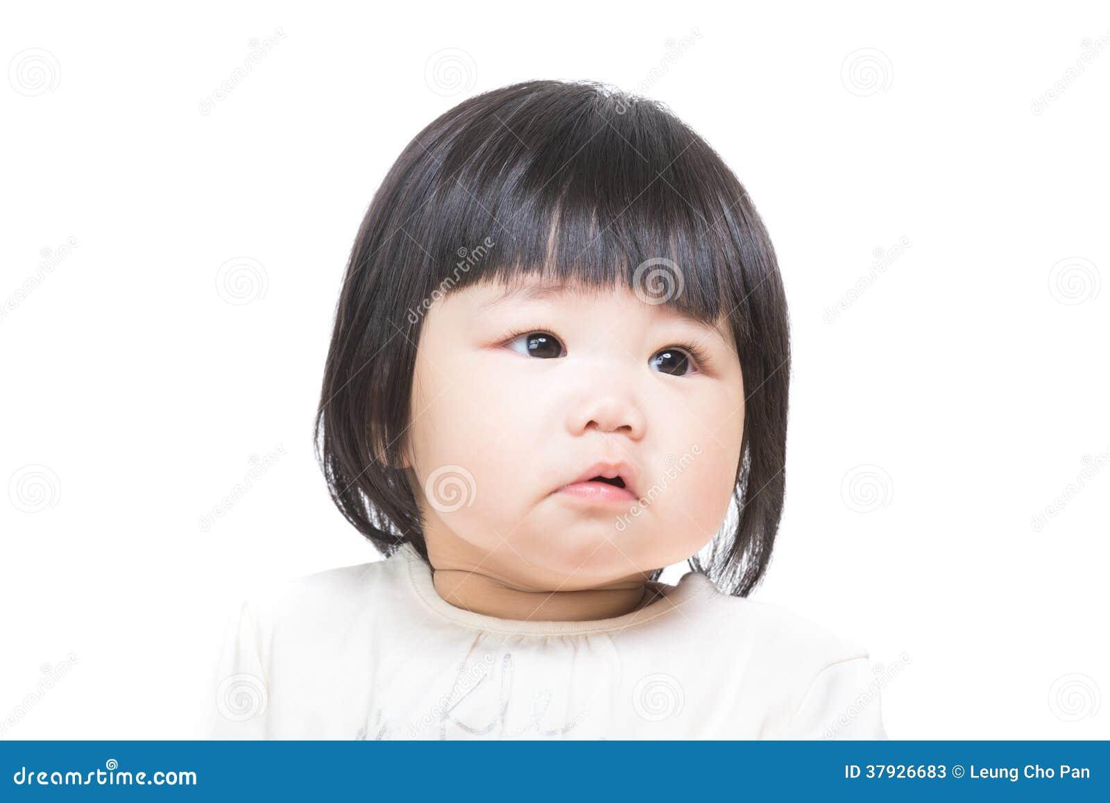 Осадка чувства младенца Азии