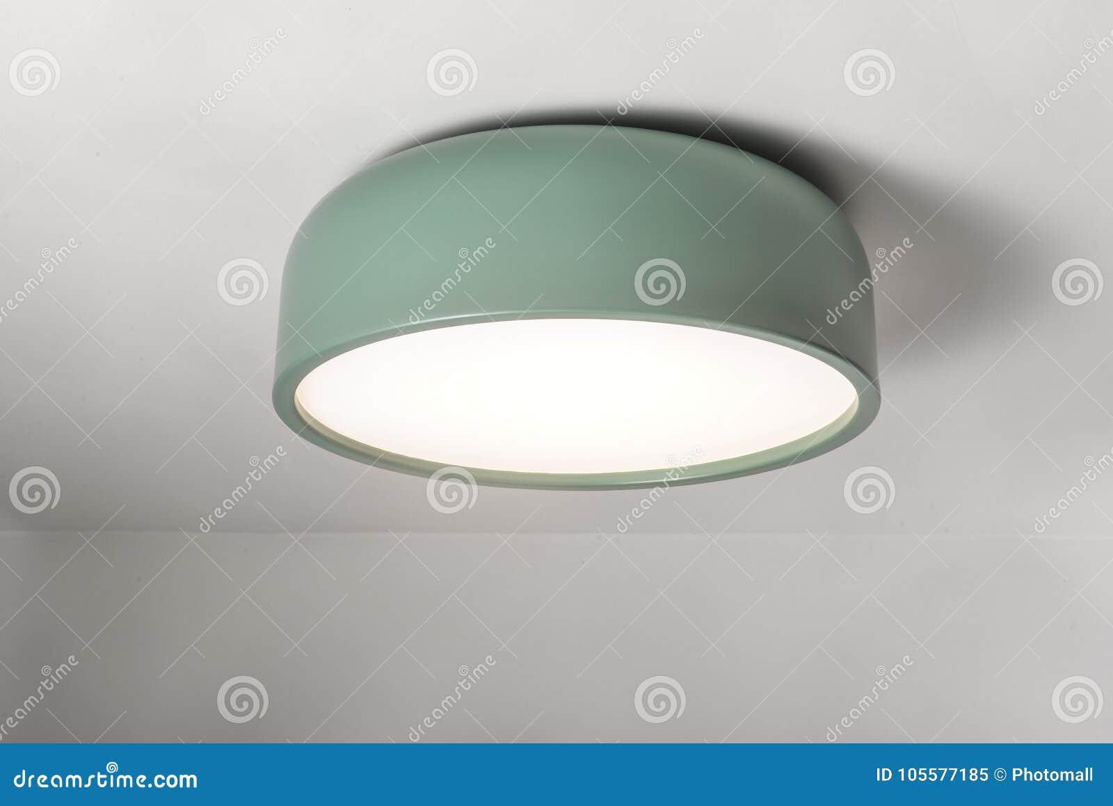 Освещение потолка СИД