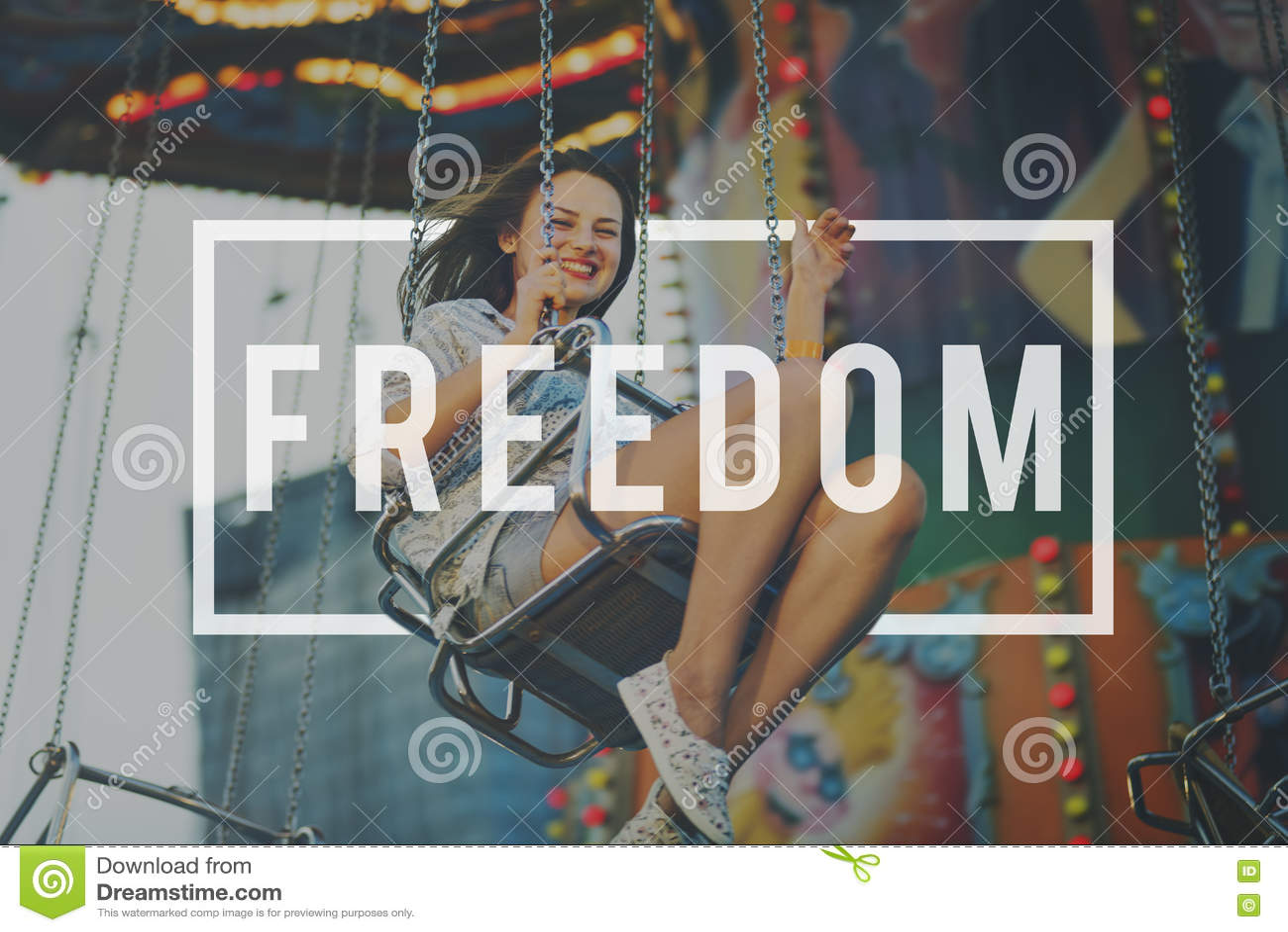 Освобожданная свободой концепция свободы прав человека