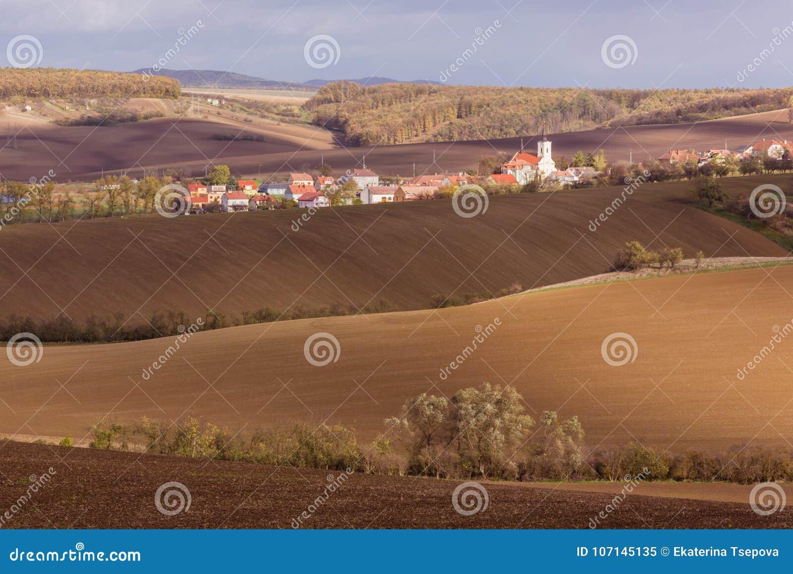 Осень в Моравии