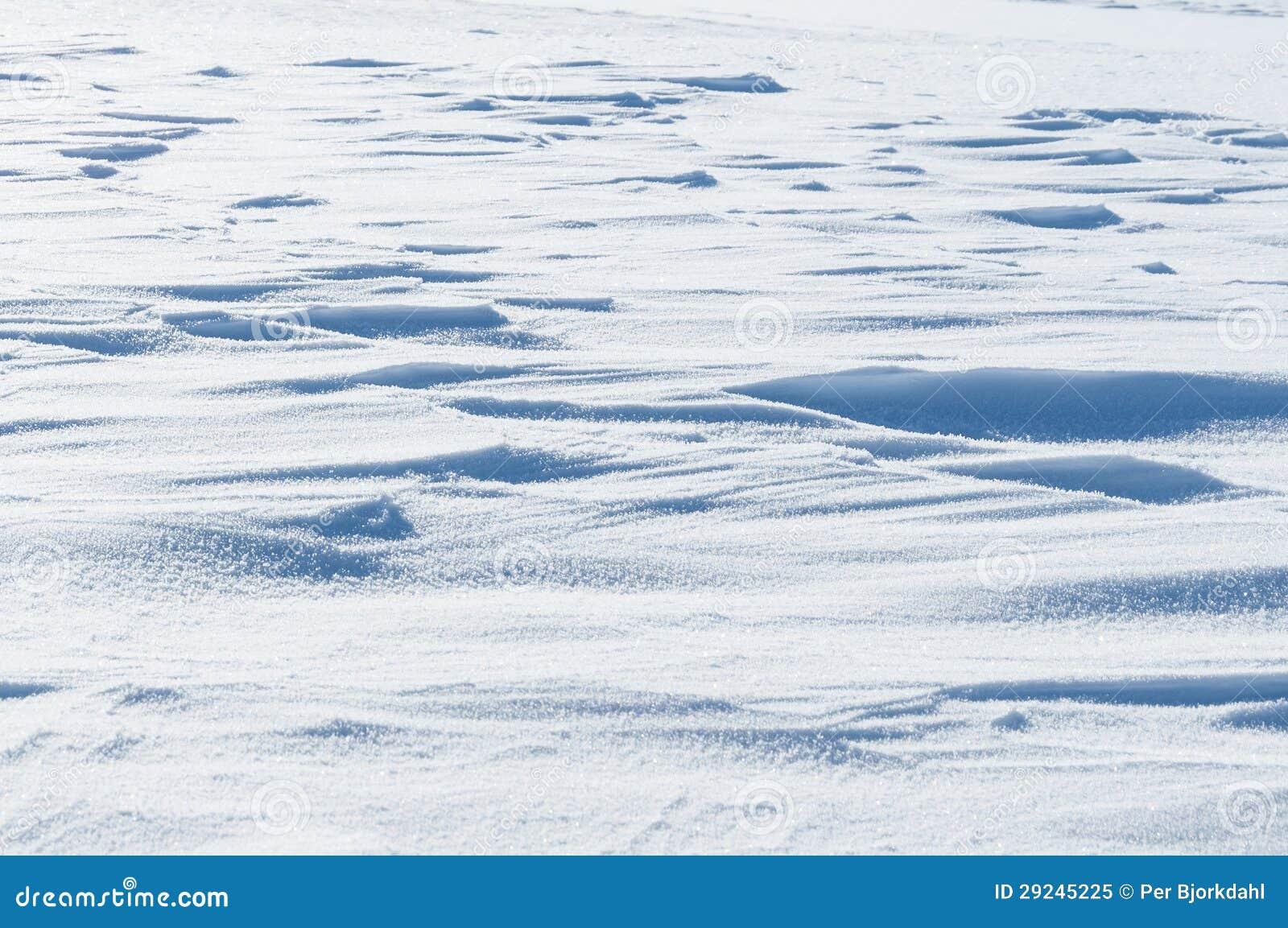 Ослеплять белая поверхность снежка