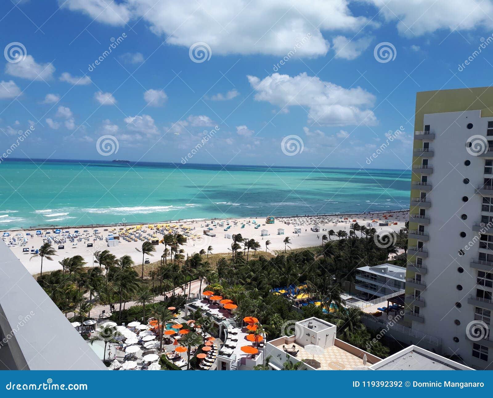 Ослеплять Miami Beach